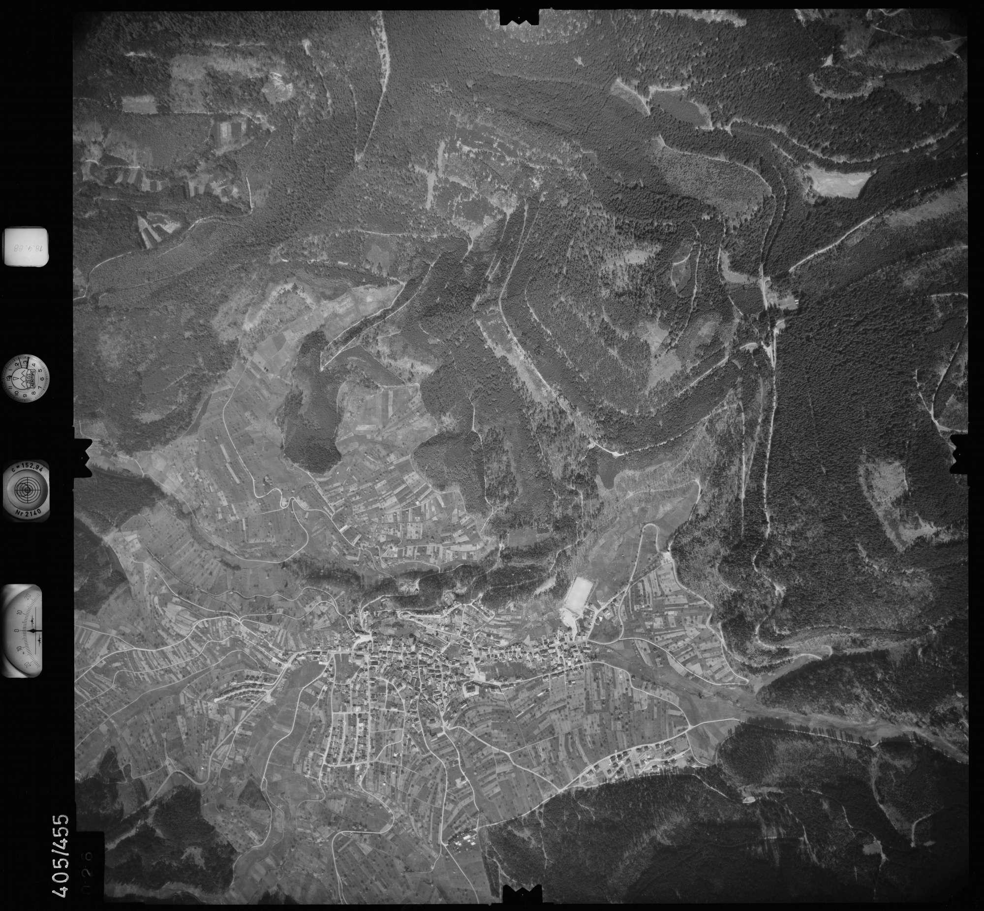 Luftbild: Film 9 Bildnr. 26, Bild 1