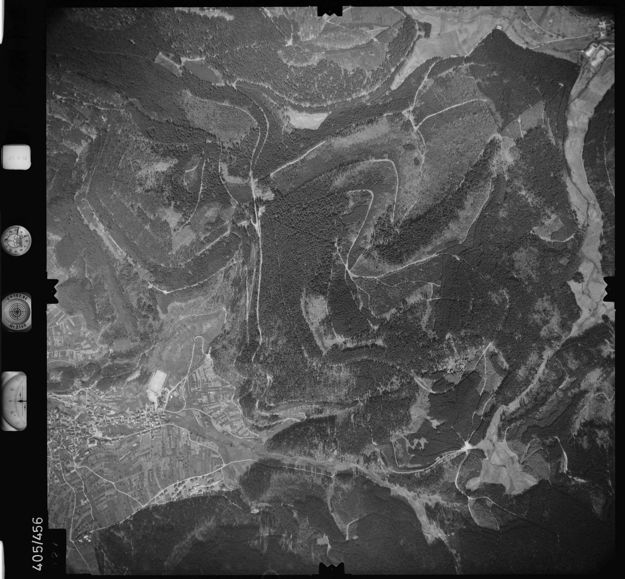 Luftbild: Film 9 Bildnr. 27, Bild 1