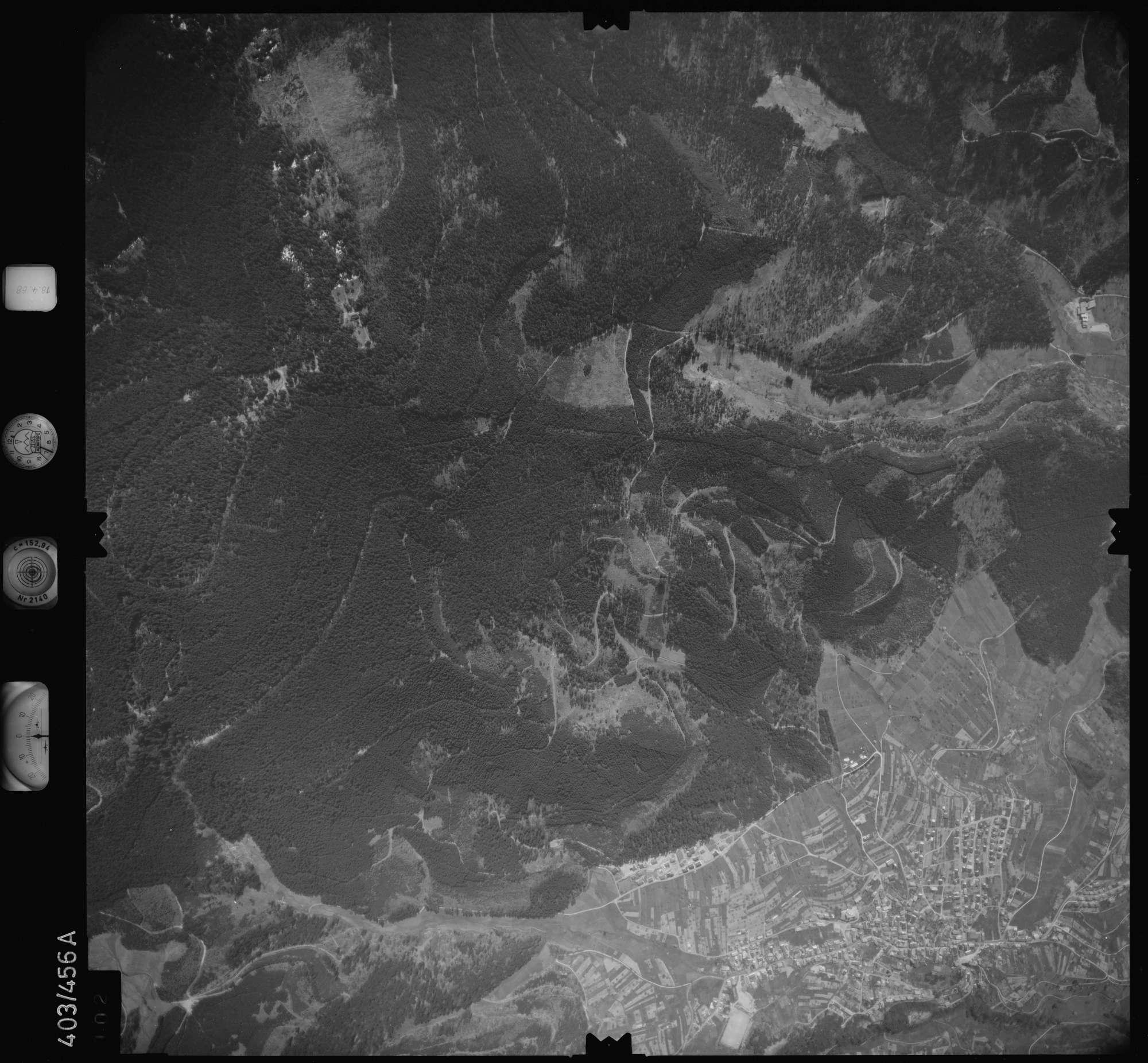 Luftbild: Film 9 Bildnr. 102, Bild 1