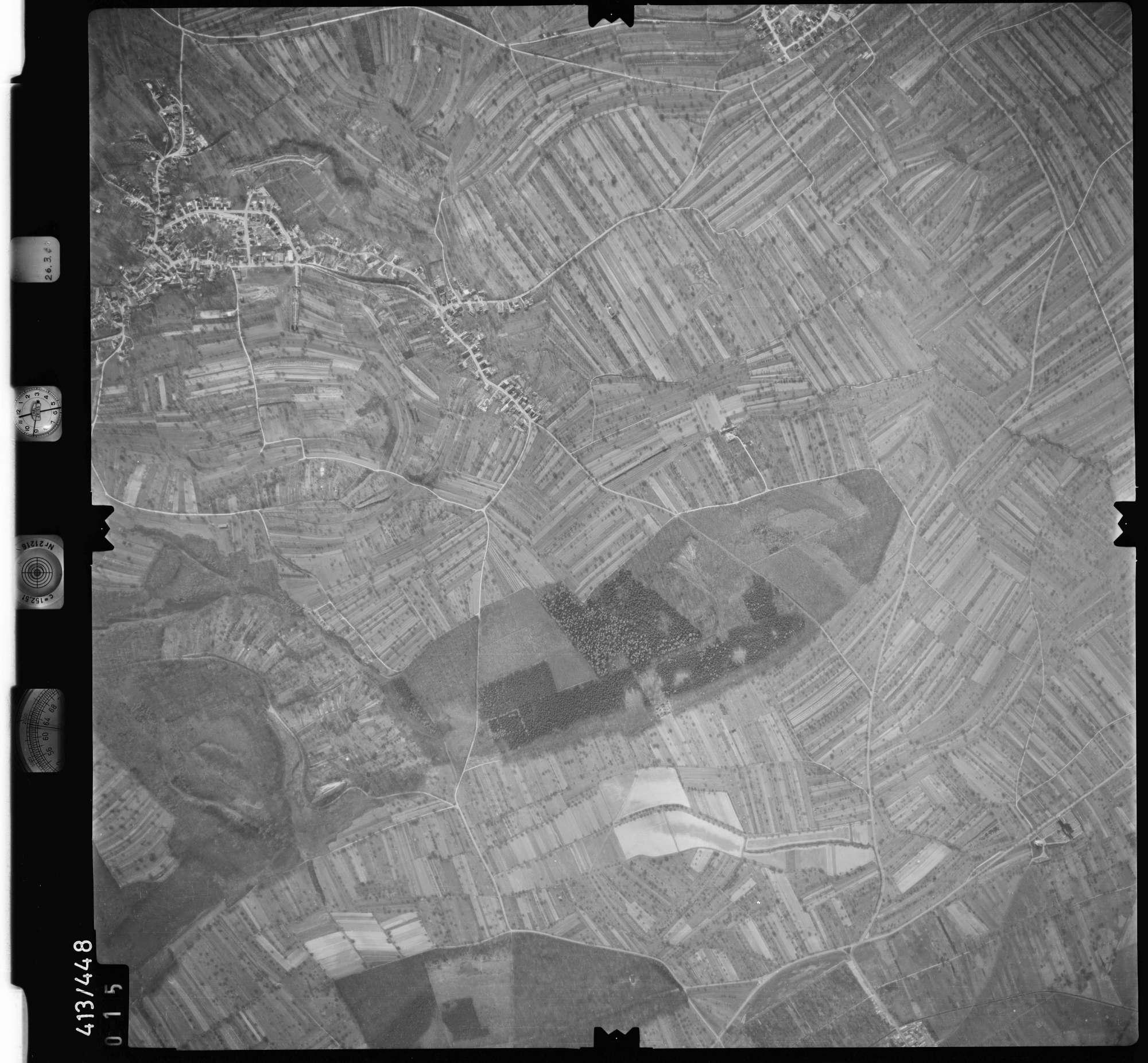 Luftbild: Film 8 Bildnr. 15, Bild 1