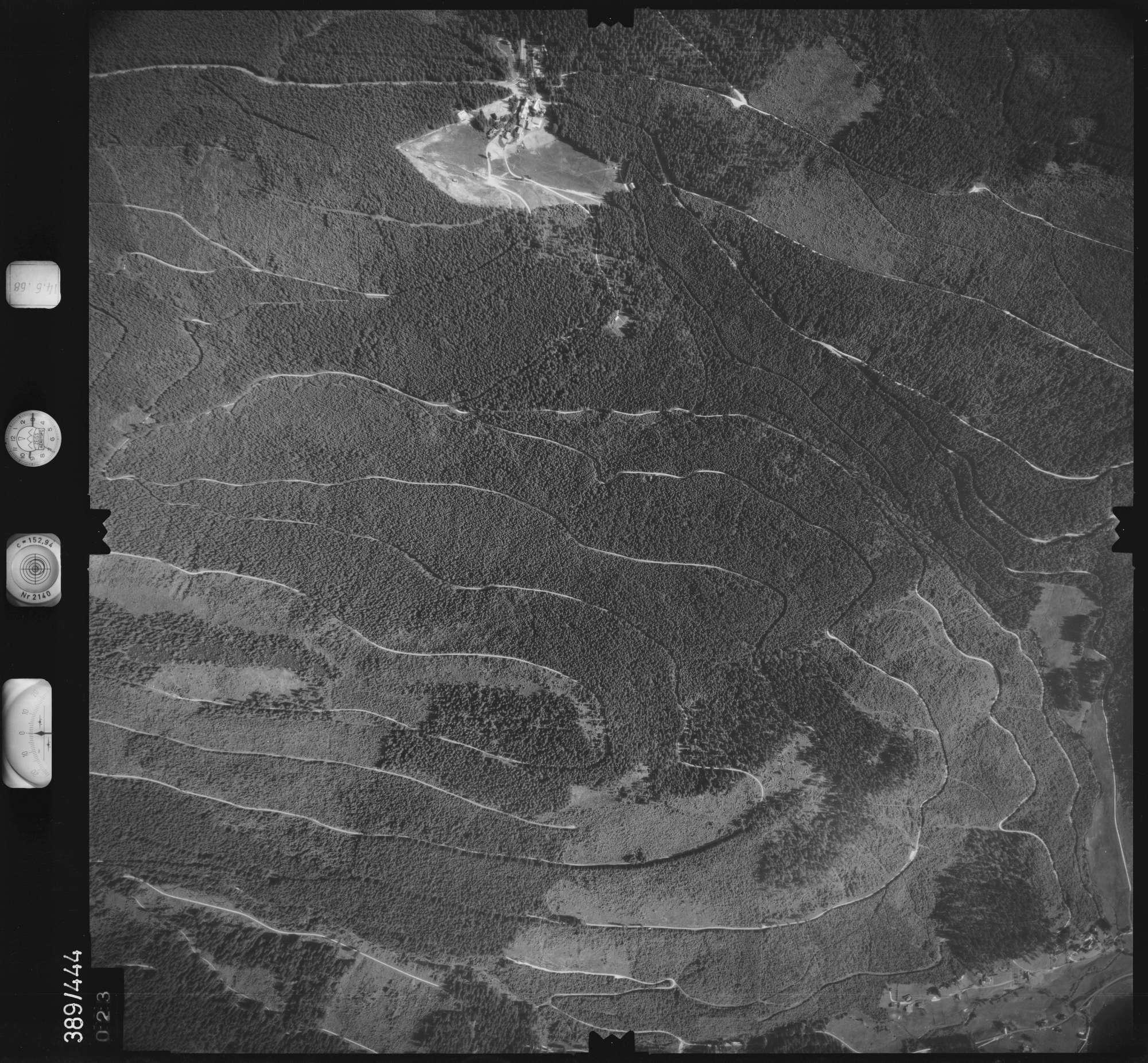 Luftbild: Film 21 Bildnr. 23, Bild 1