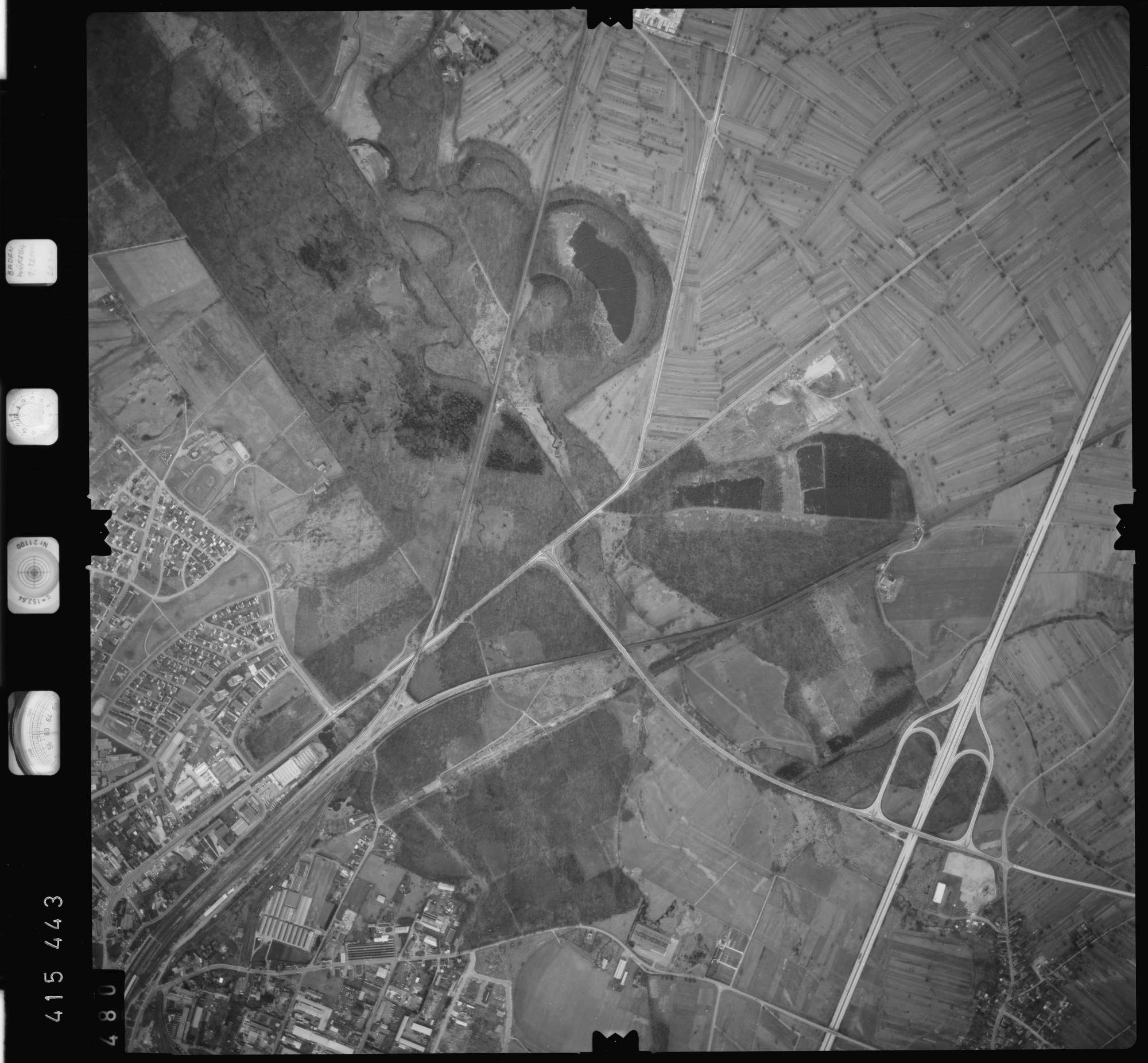 Luftbild: Film 2 Bildnr. 480, Bild 1