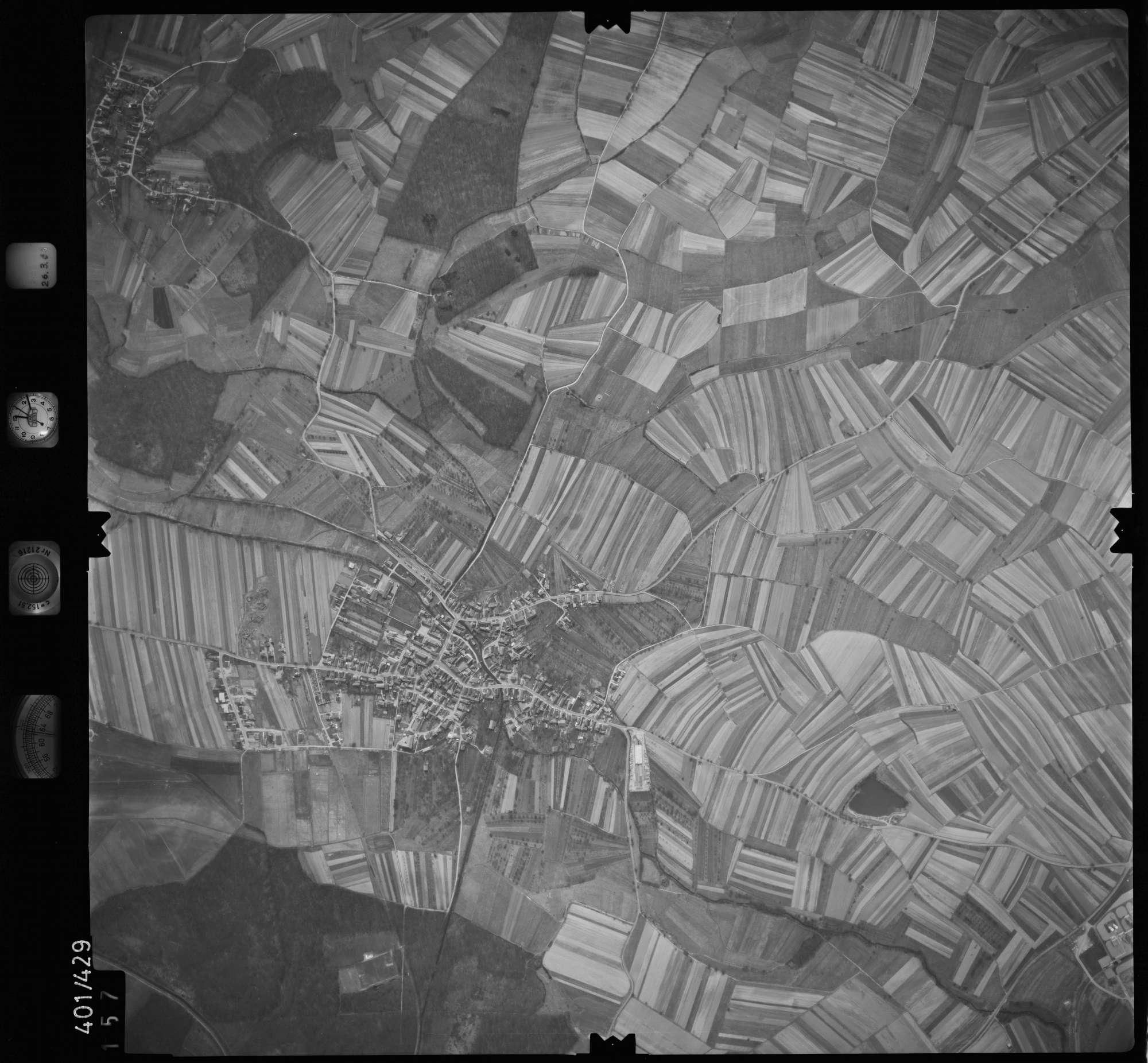 Luftbild: Film 8 Bildnr. 157, Bild 1