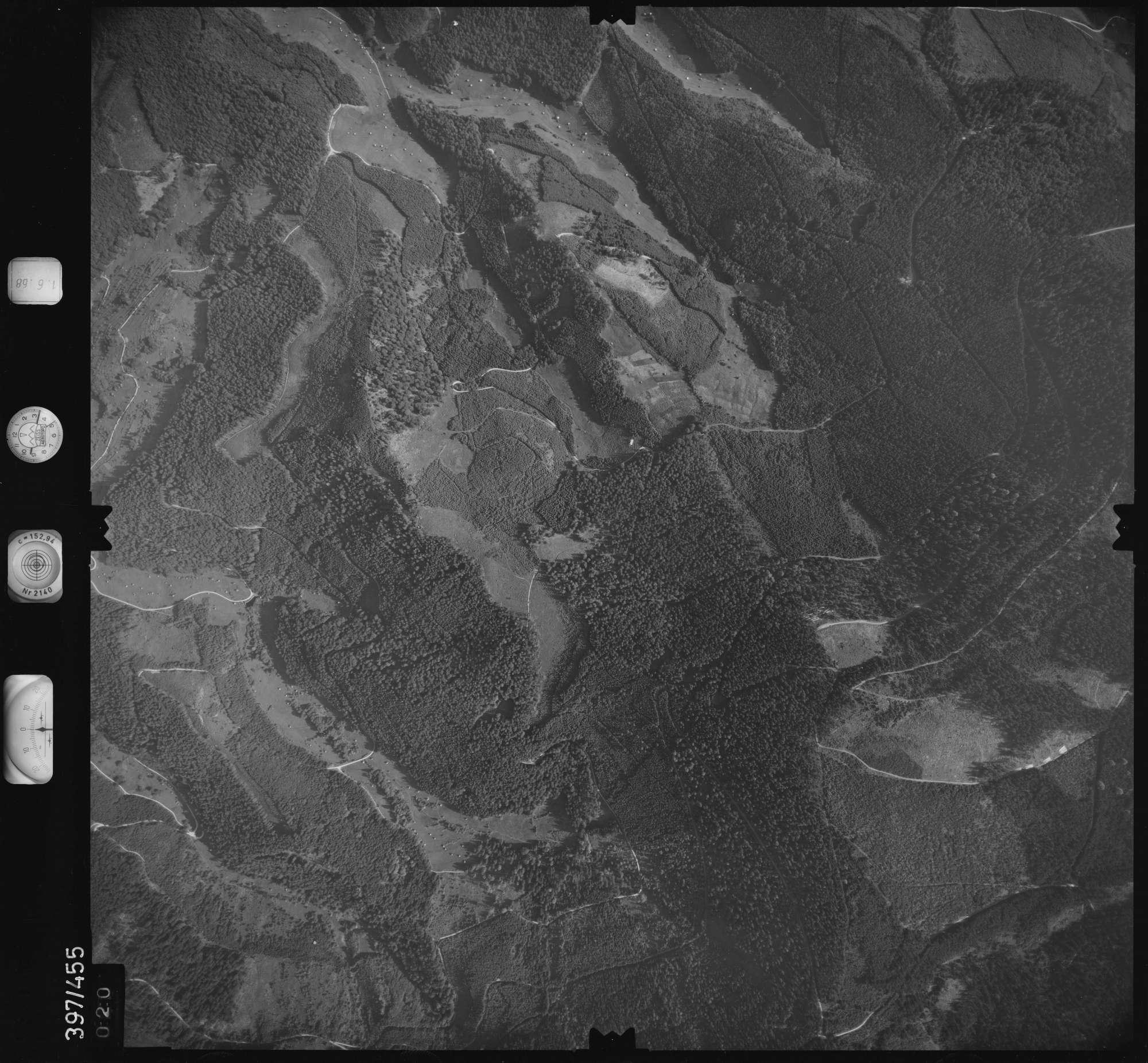 Luftbild: Film 16 Bildnr. 20, Bild 1