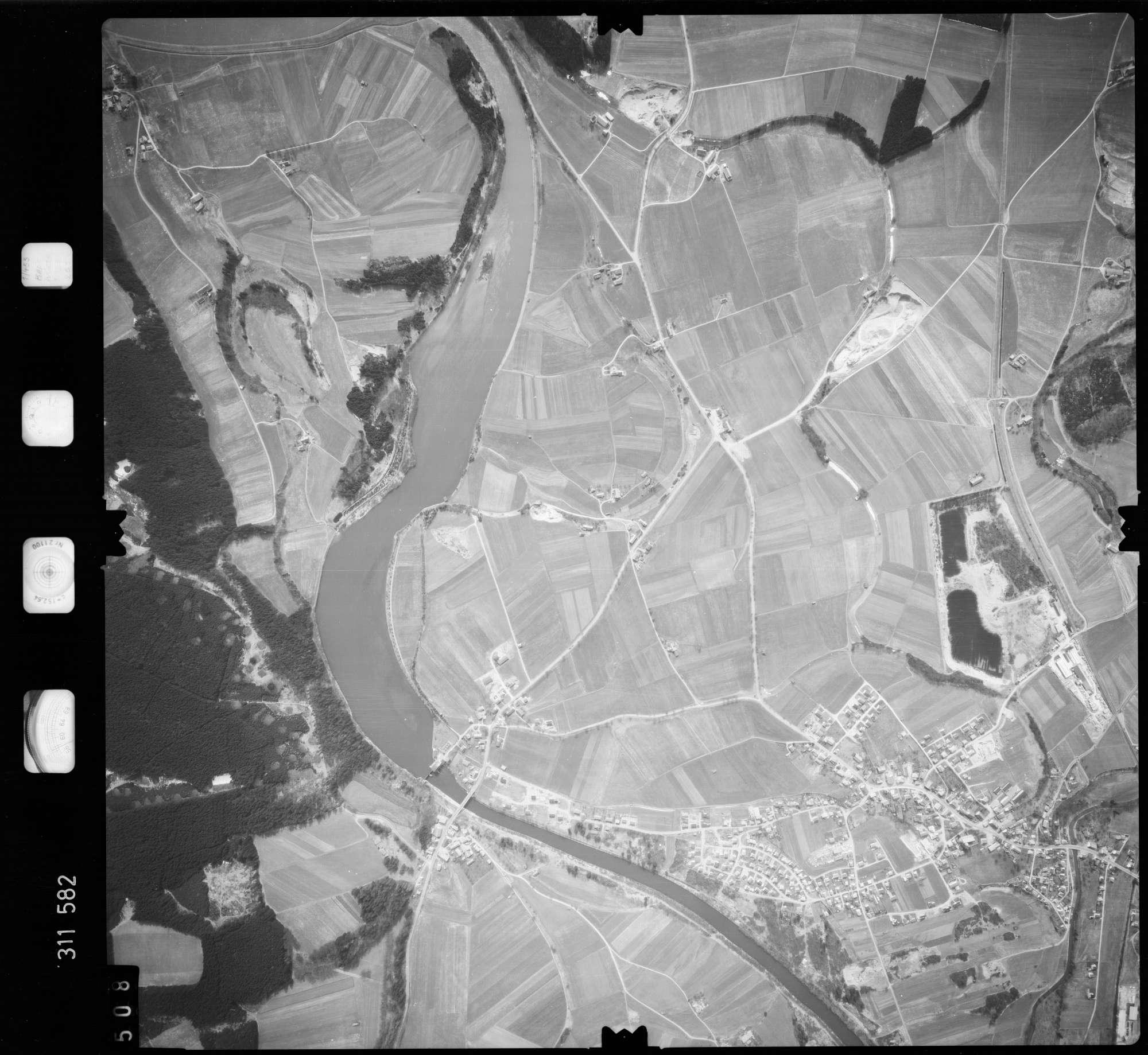 Luftbild: Film 58 Bildnr. 508, Bild 1