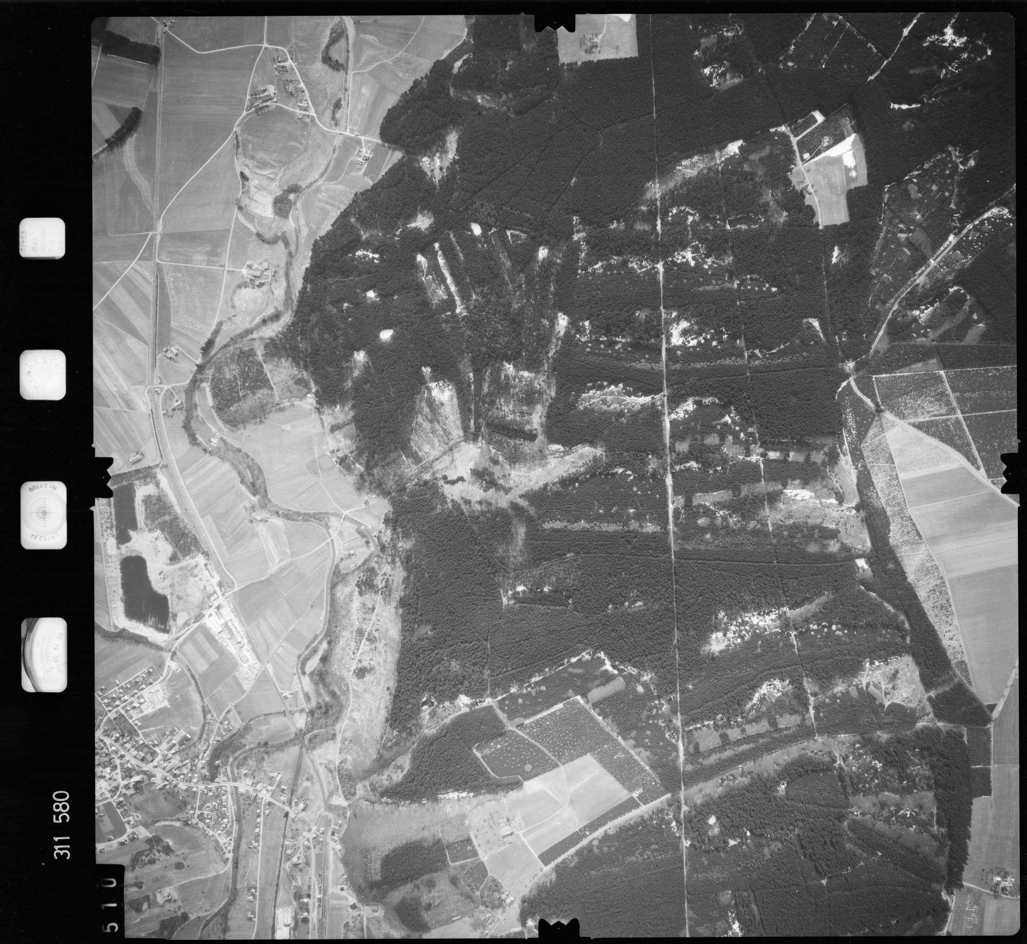 Luftbild: Film 58 Bildnr. 510, Bild 1