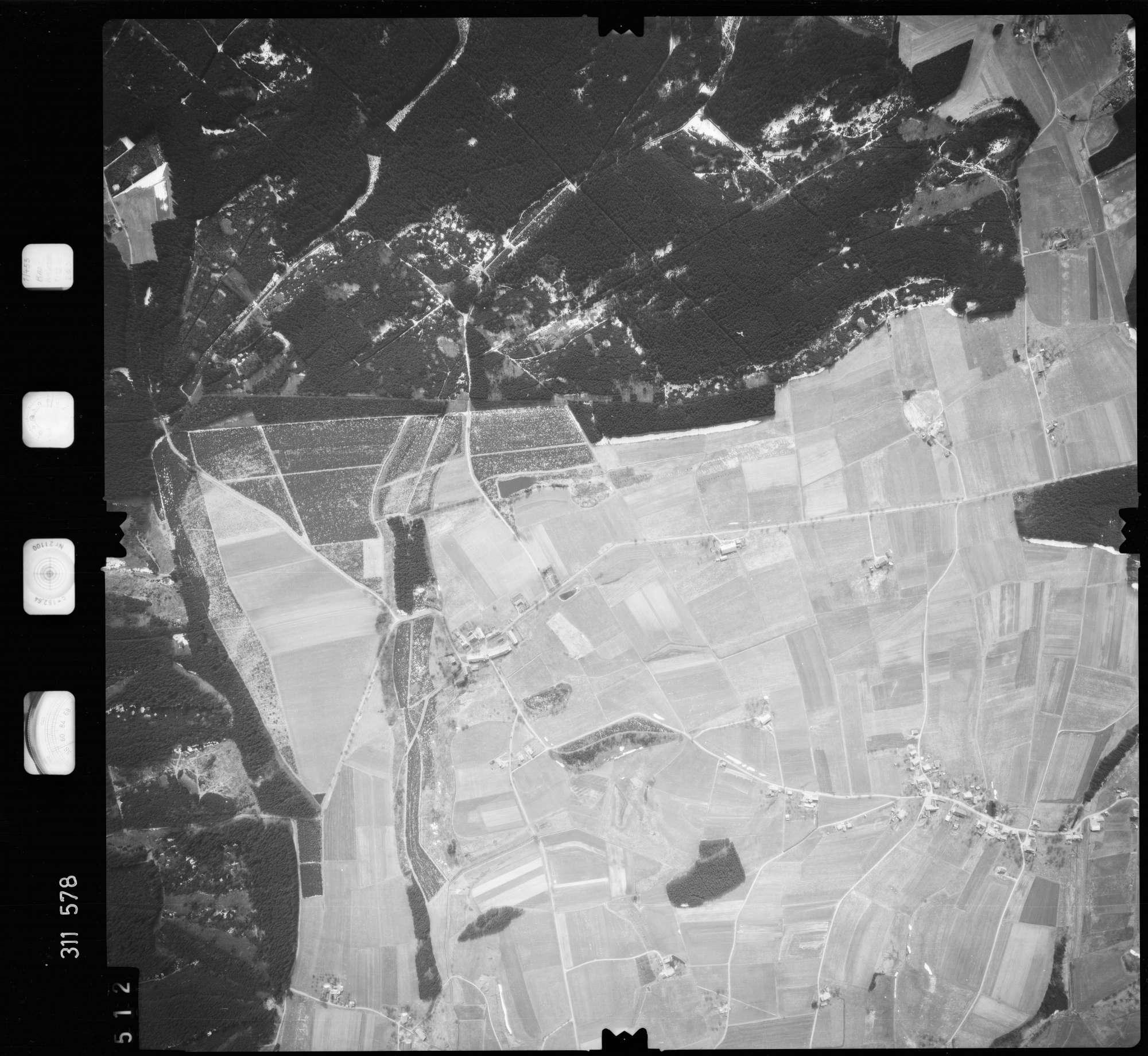 Luftbild: Film 58 Bildnr. 512, Bild 1