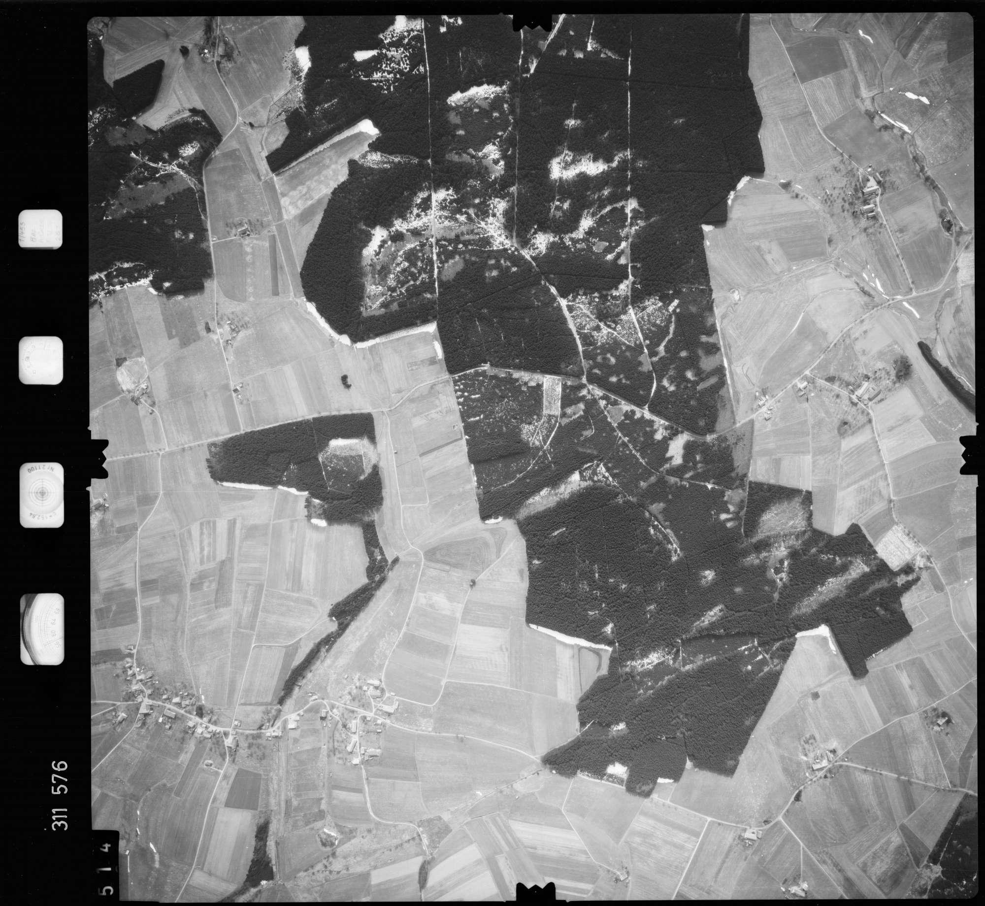 Luftbild: Film 58 Bildnr. 514, Bild 1