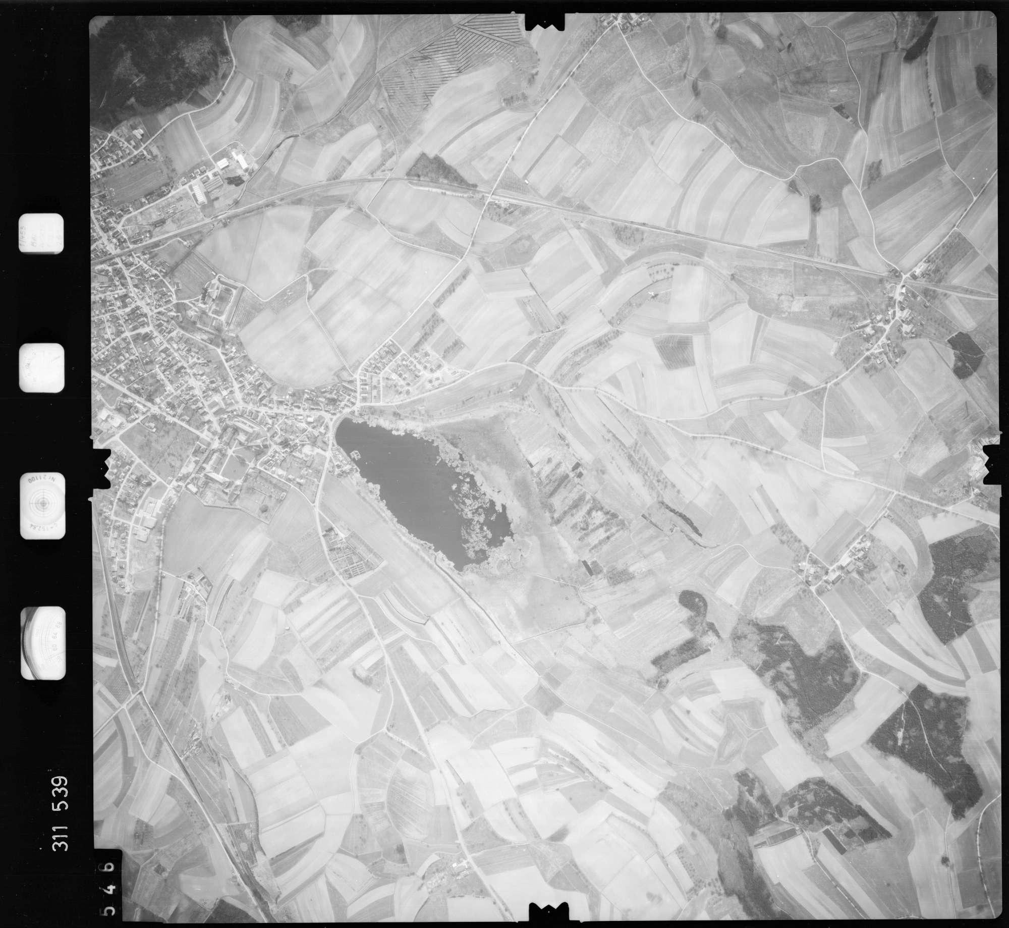 Luftbild: Film 58 Bildnr. 546, Bild 1