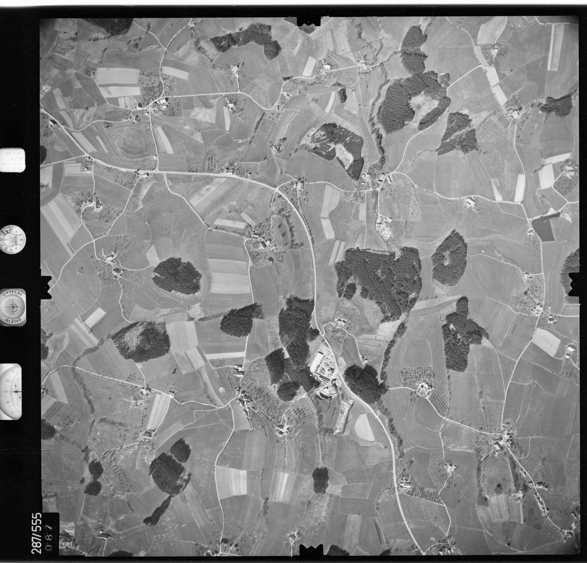 Luftbild: Film 78 Bildnr. 87, Bild 1