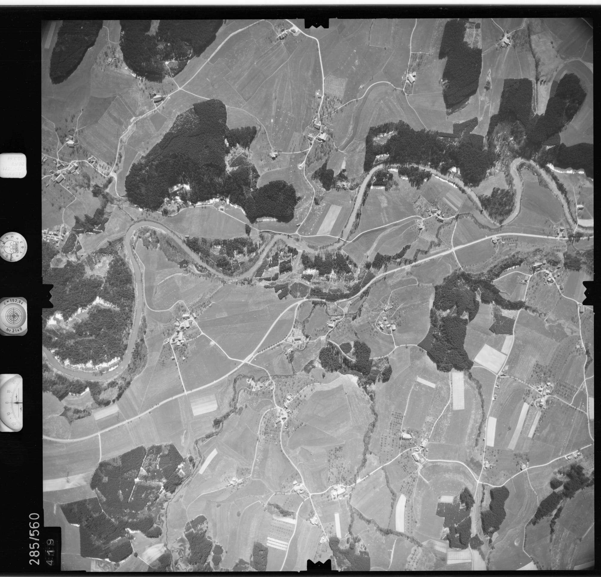Luftbild: Film 79 Bildnr. 419, Bild 1