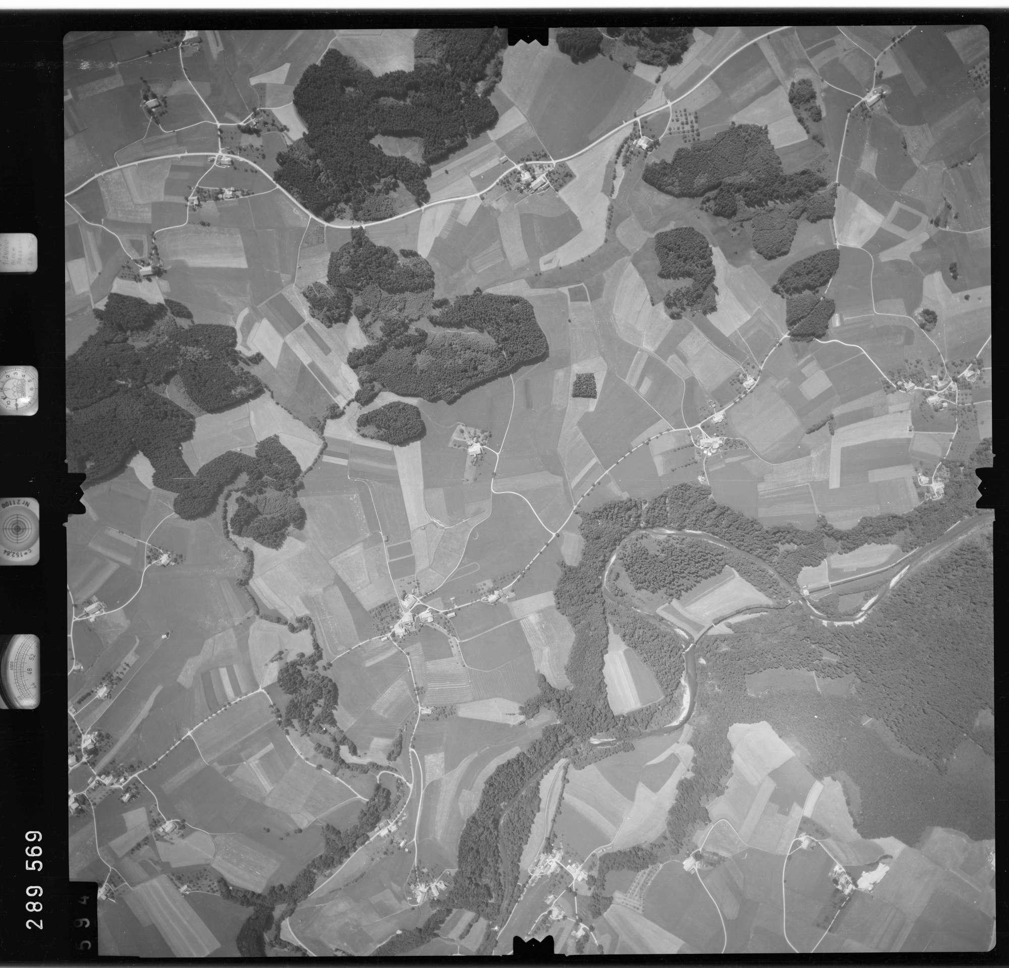Luftbild: Film 76 Bildnr. 594, Bild 1