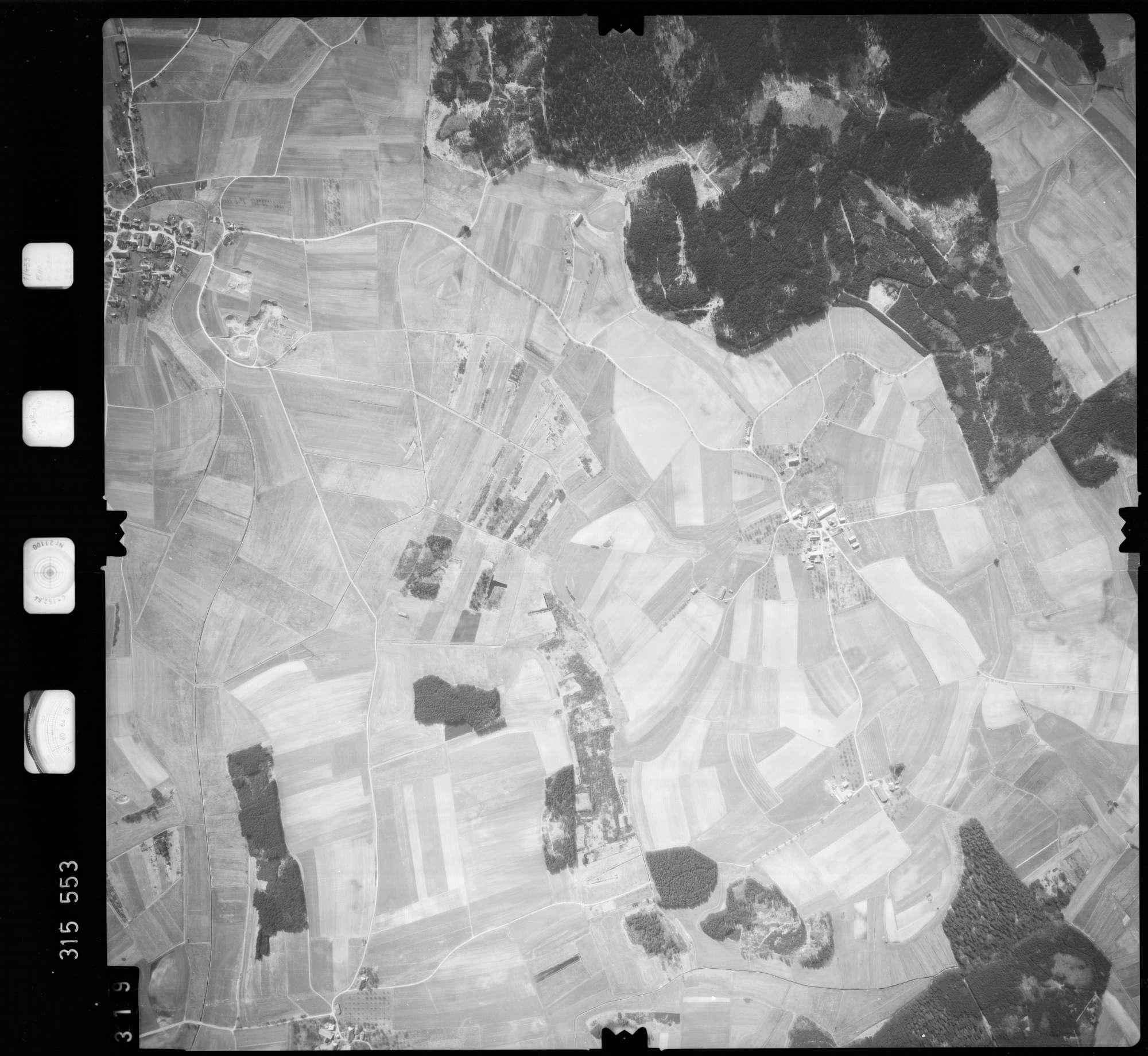 Luftbild: Film 58 Bildnr. 319, Bild 1