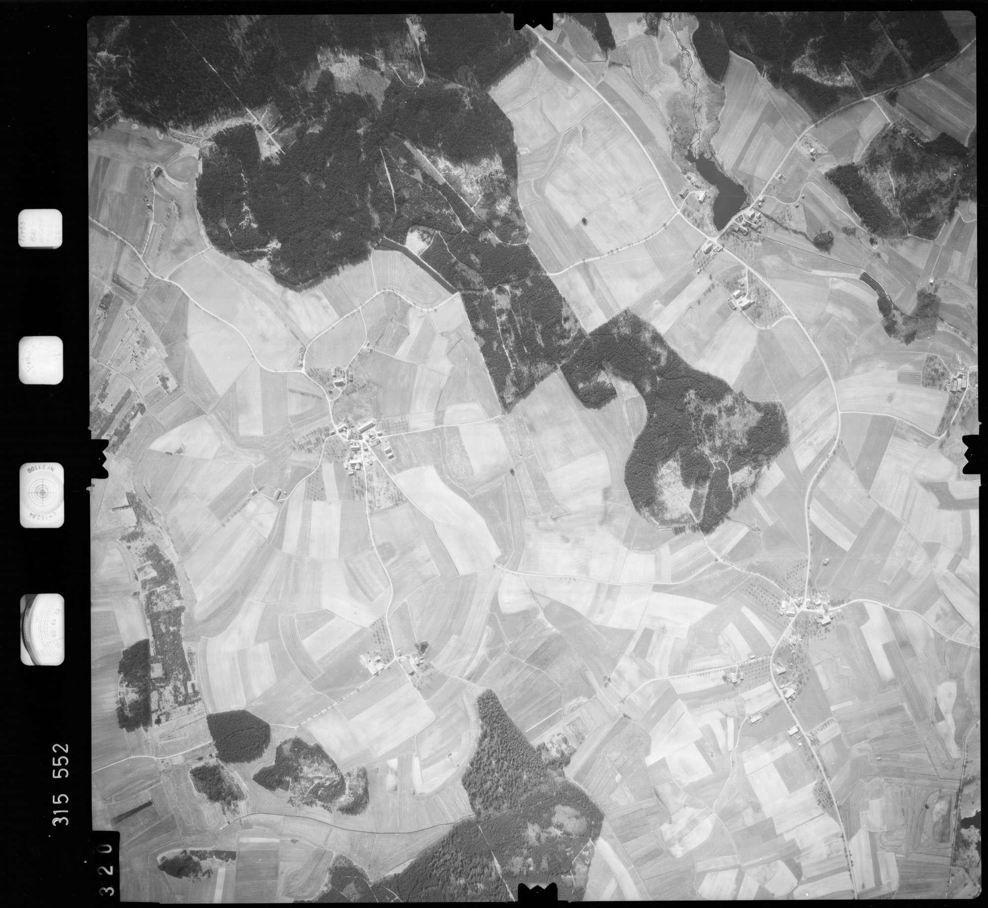 Luftbild: Film 58 Bildnr. 320, Bild 1