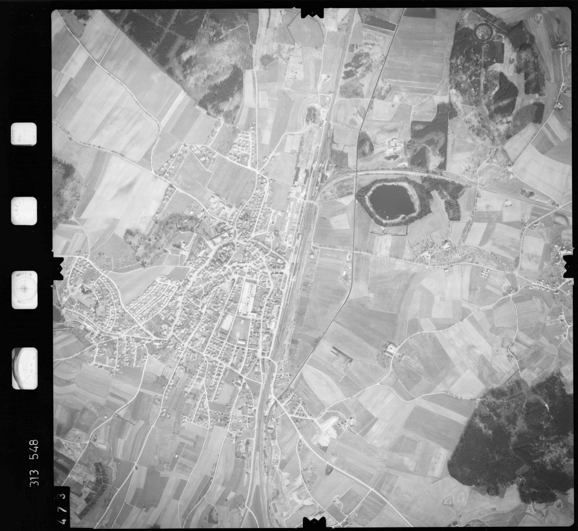 Luftbild: Film 58 Bildnr. 473, Bild 1