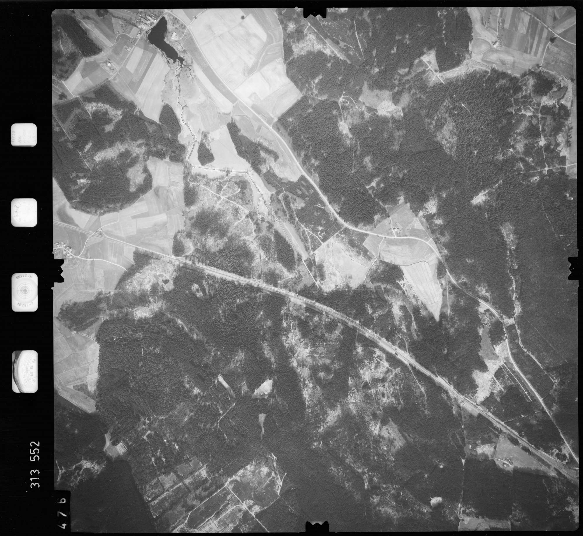 Luftbild: Film 58 Bildnr. 476, Bild 1