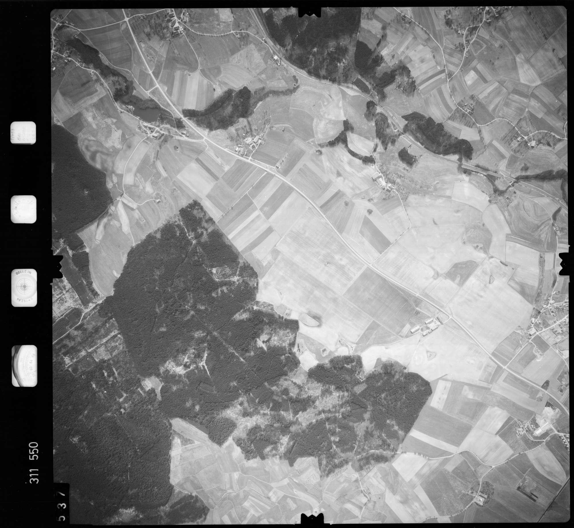 Luftbild: Film 58 Bildnr. 537, Bild 1
