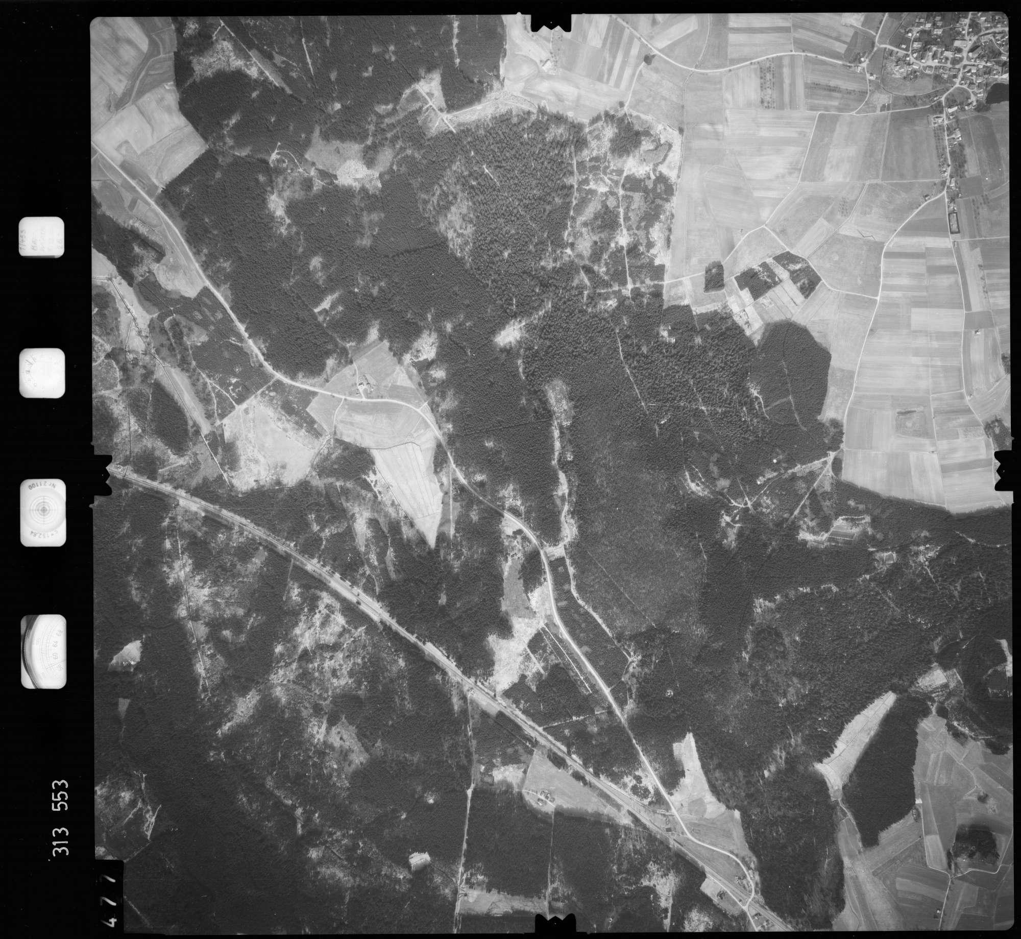 Luftbild: Film 58 Bildnr. 477, Bild 1