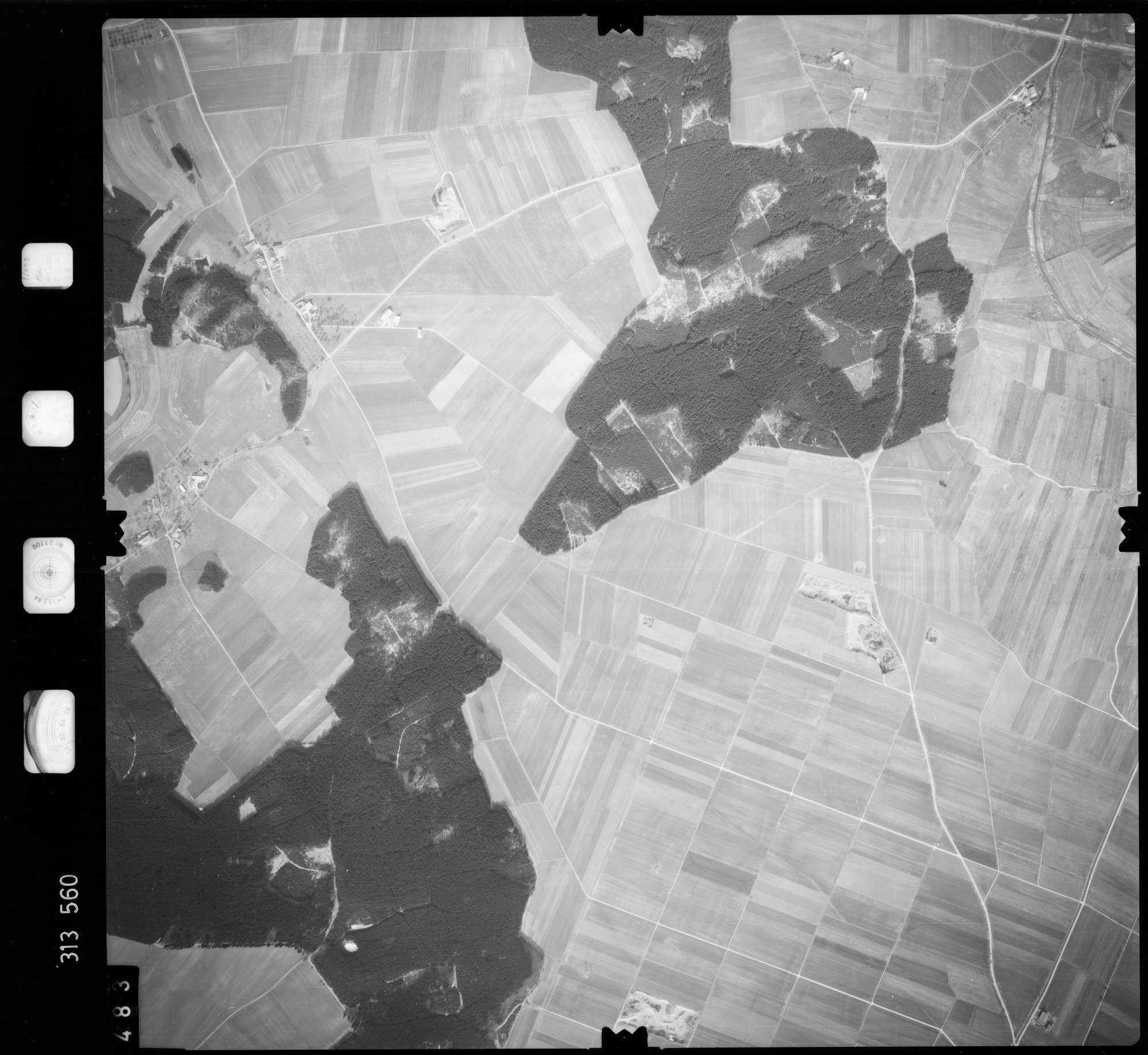 Luftbild: Film 58 Bildnr. 483, Bild 1