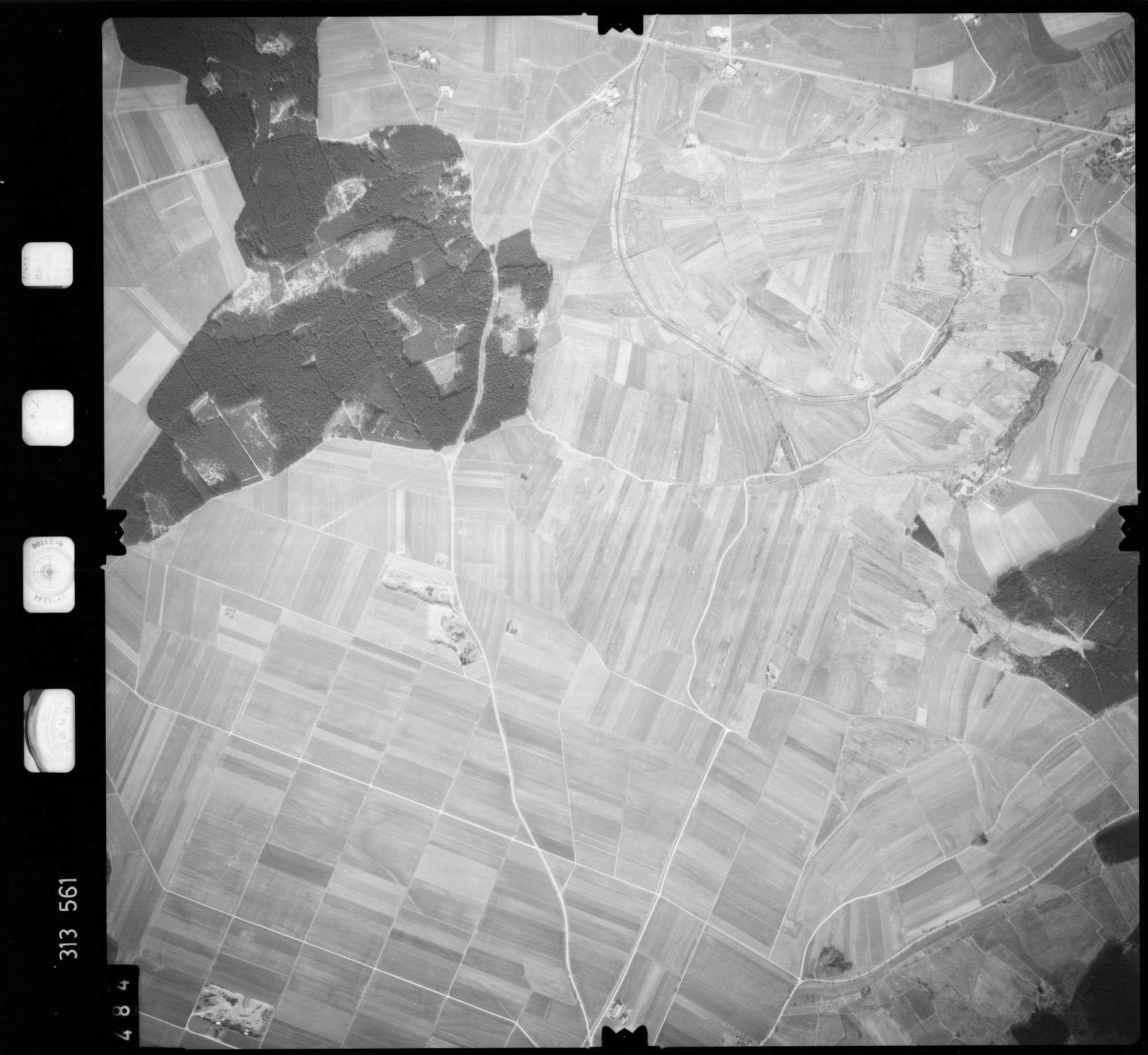 Luftbild: Film 58 Bildnr. 484, Bild 1