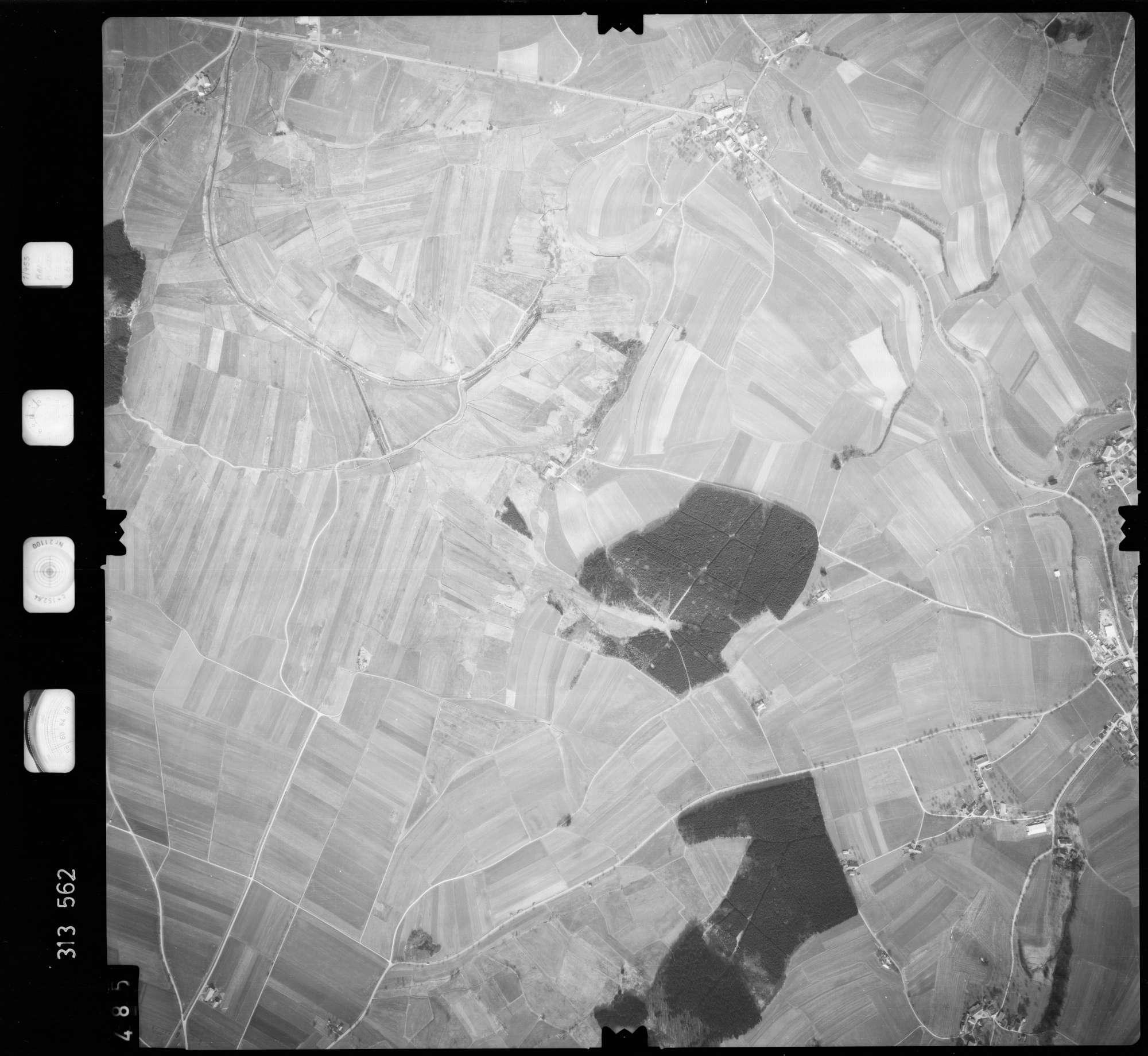 Luftbild: Film 58 Bildnr. 485, Bild 1