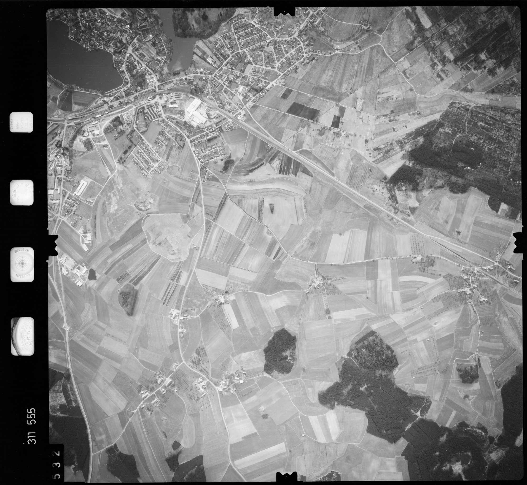 Luftbild: Film 58 Bildnr. 532, Bild 1