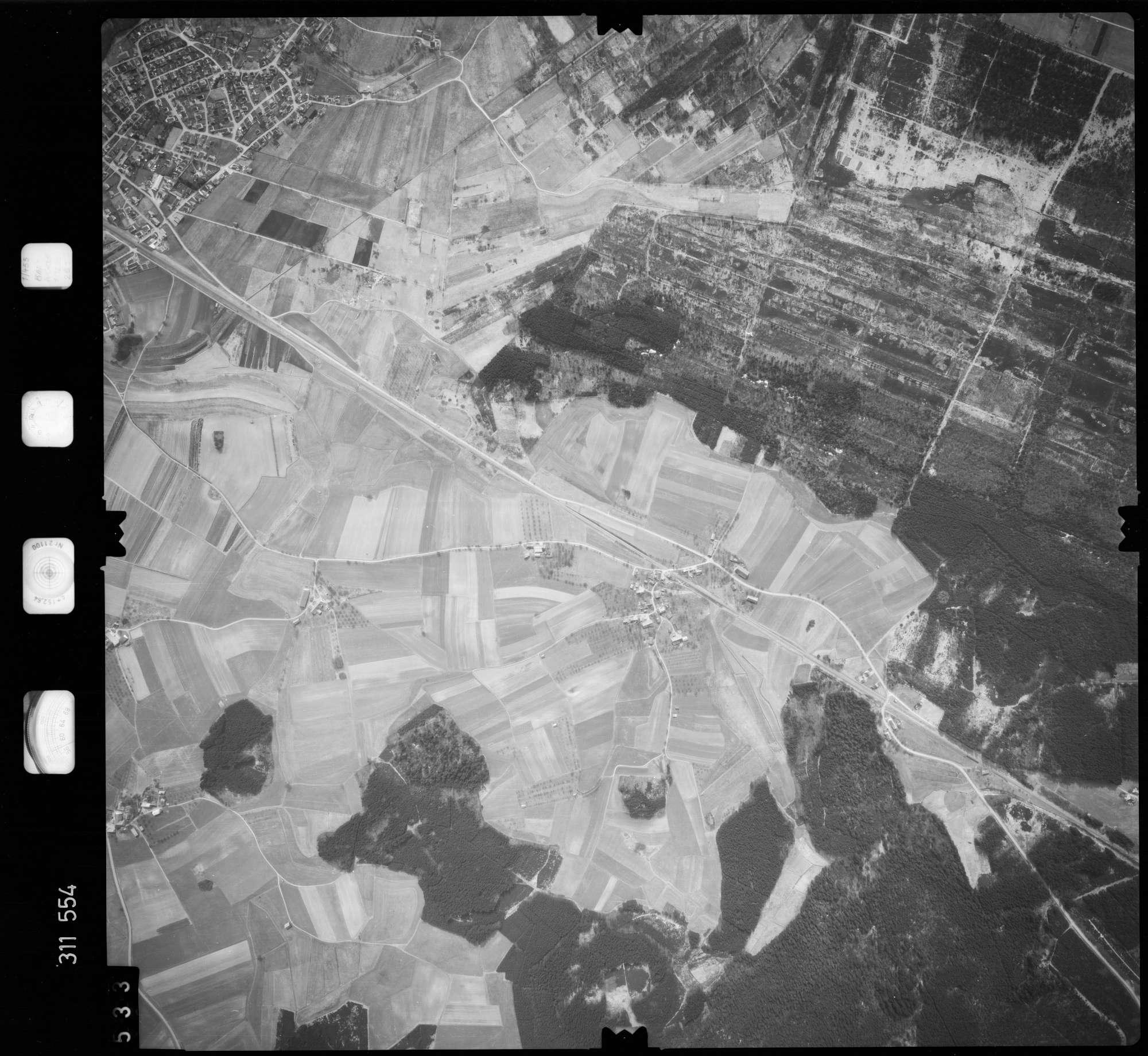 Luftbild: Film 58 Bildnr. 533, Bild 1