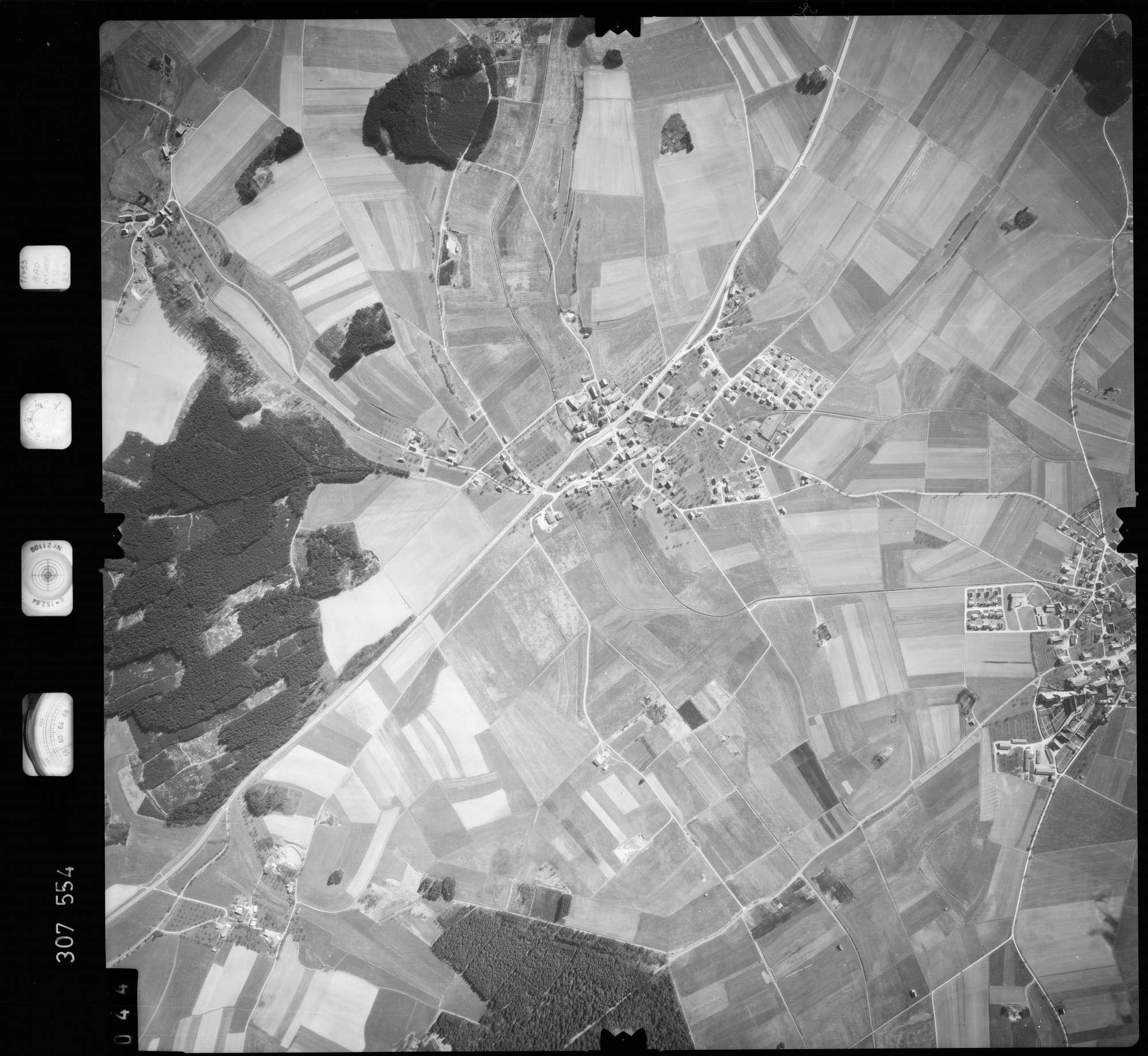Luftbild: Film 61 Bildnr. 44, Bild 1