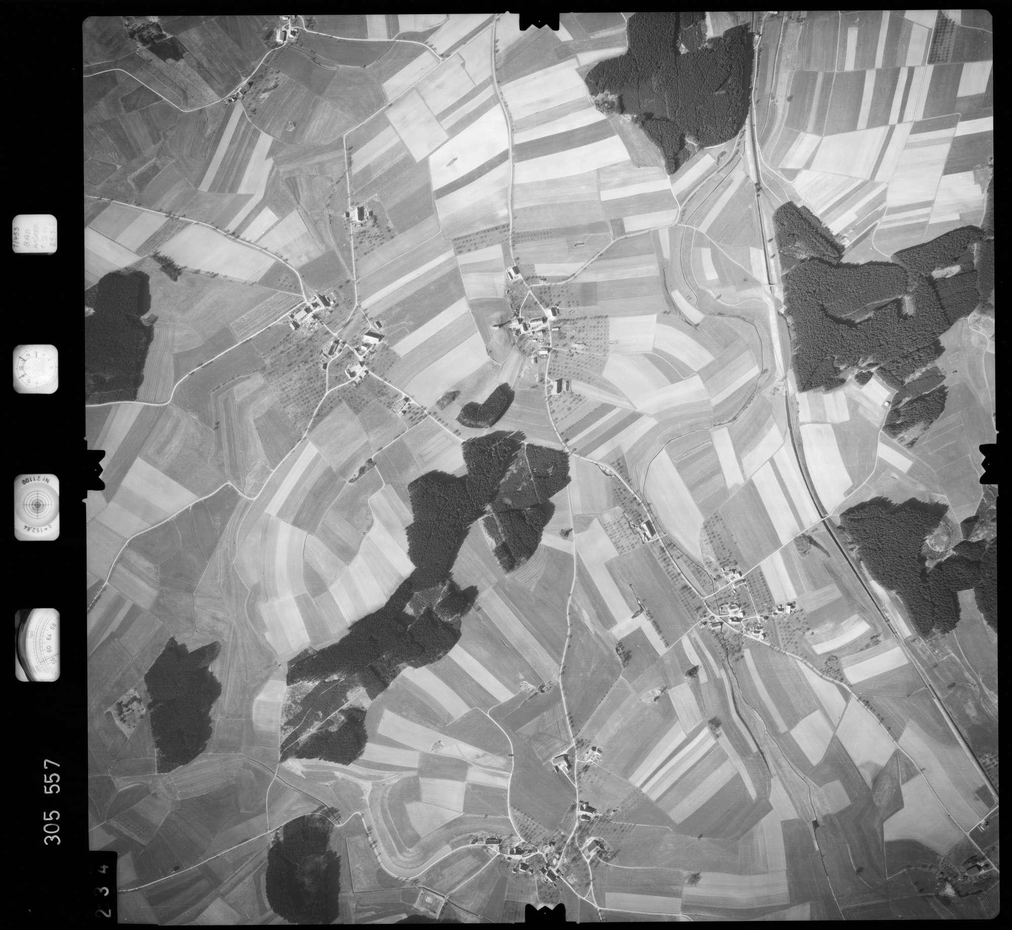 Luftbild: Film 61 Bildnr. 234, Bild 1
