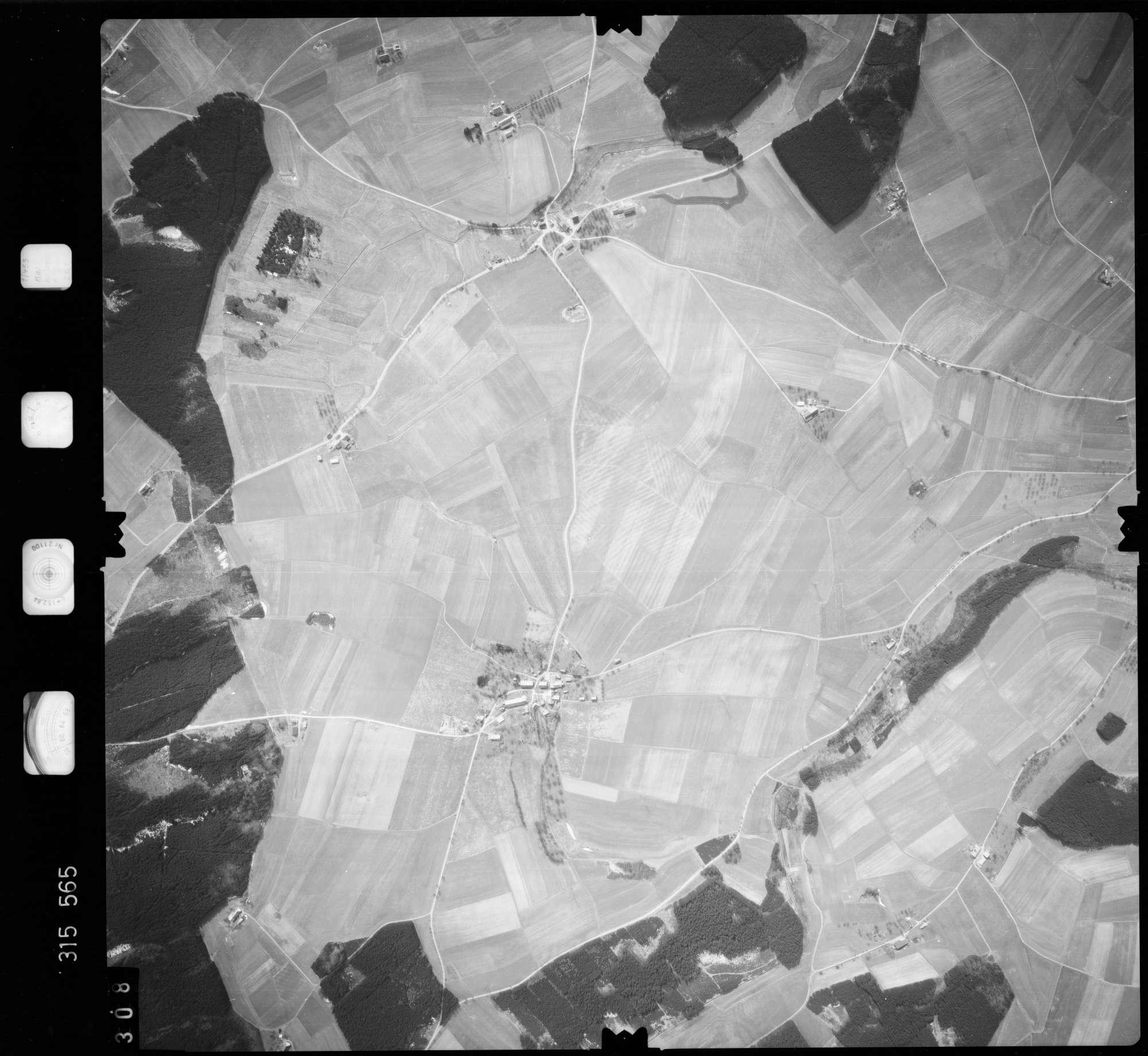 Luftbild: Film 58 Bildnr. 308, Bild 1