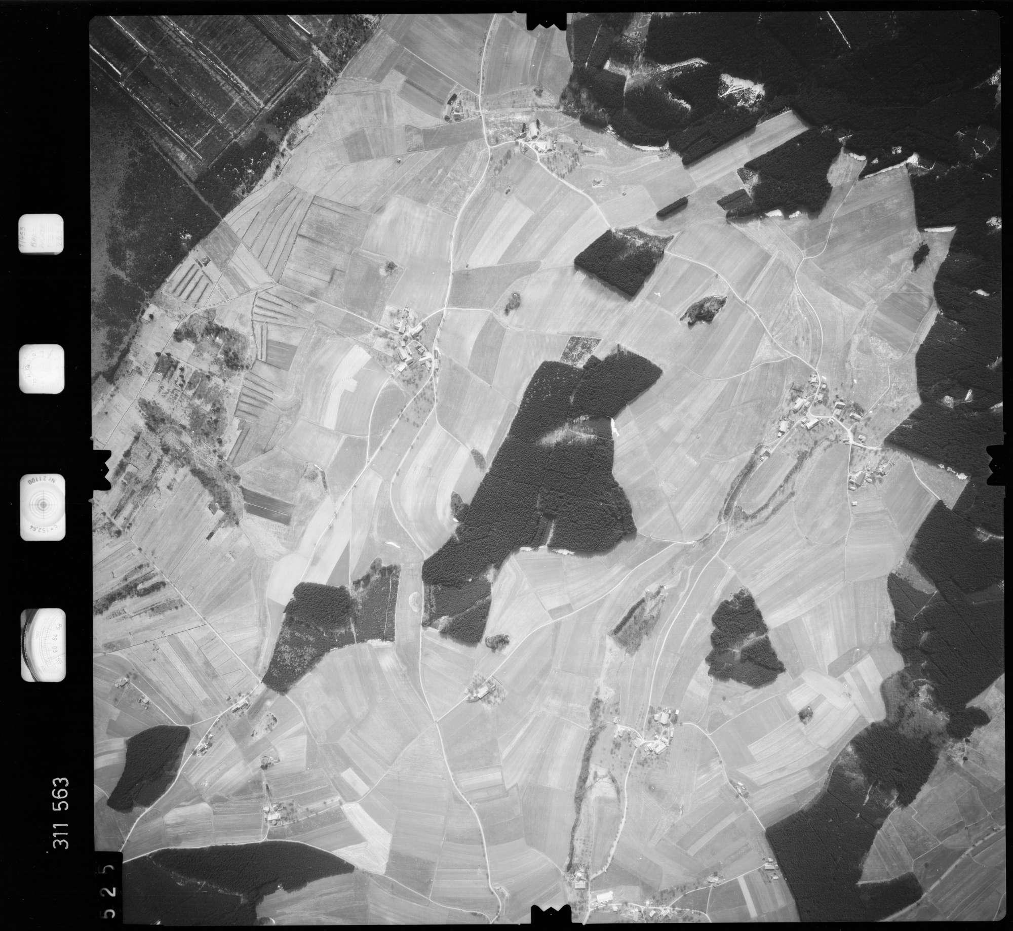 Luftbild: Film 58 Bildnr. 525, Bild 1