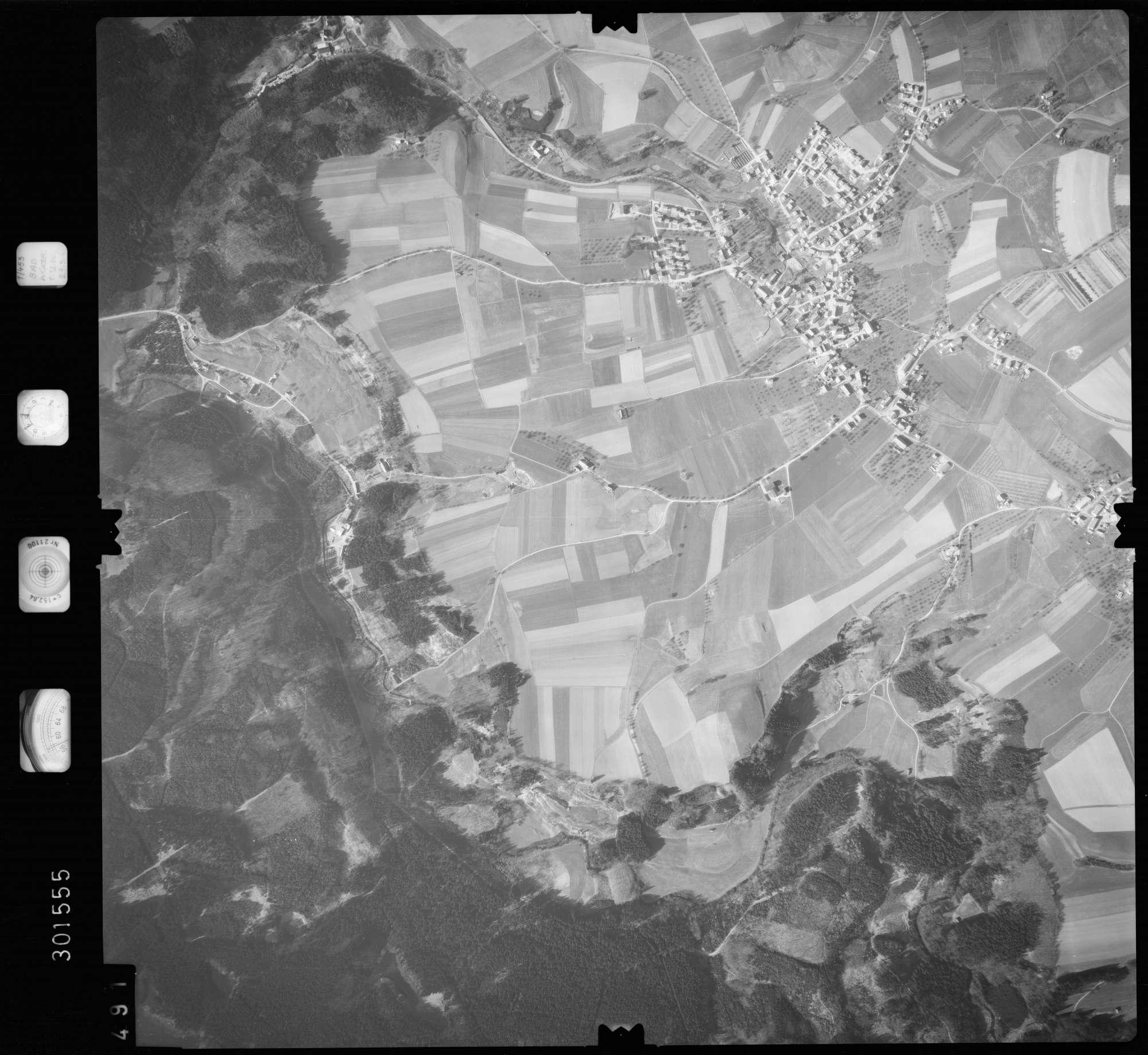 Luftbild: Film 64 Bildnr. 491, Bild 1