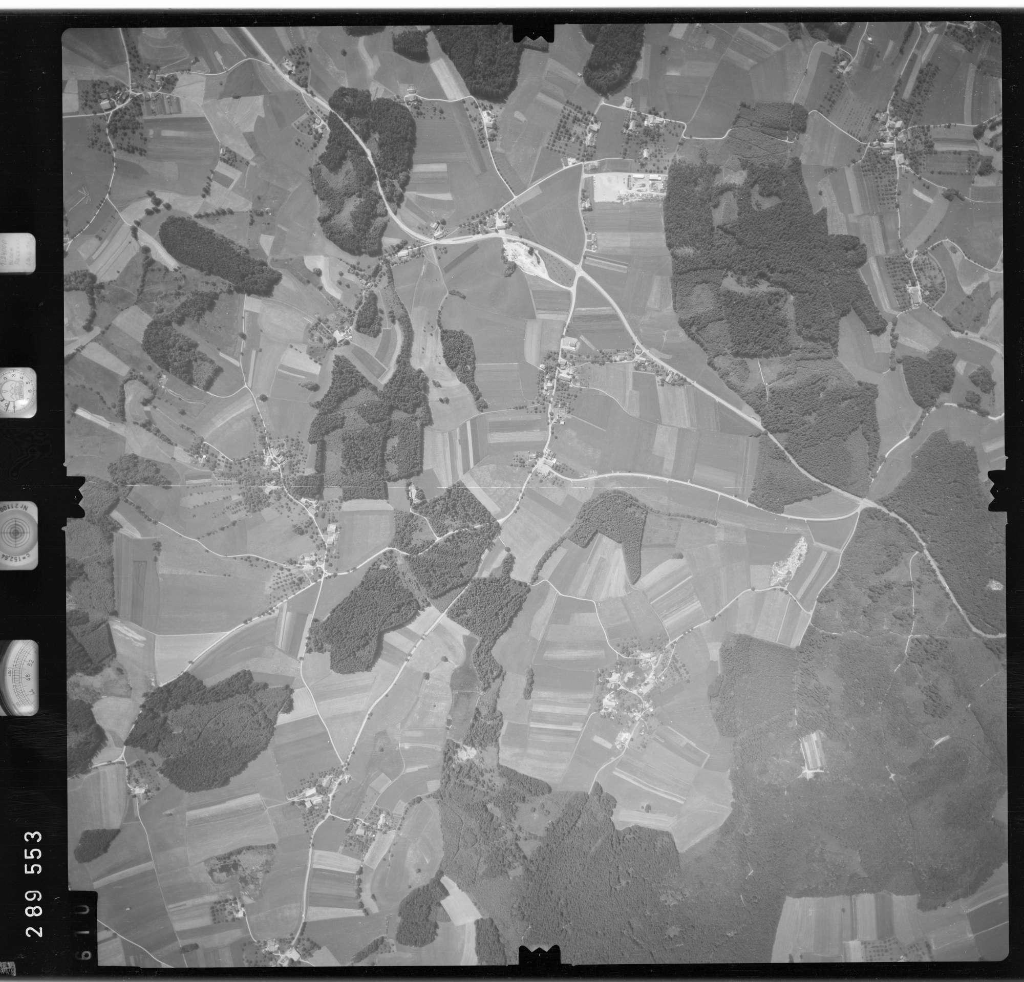 Luftbild: Film 76 Bildnr. 610, Bild 1