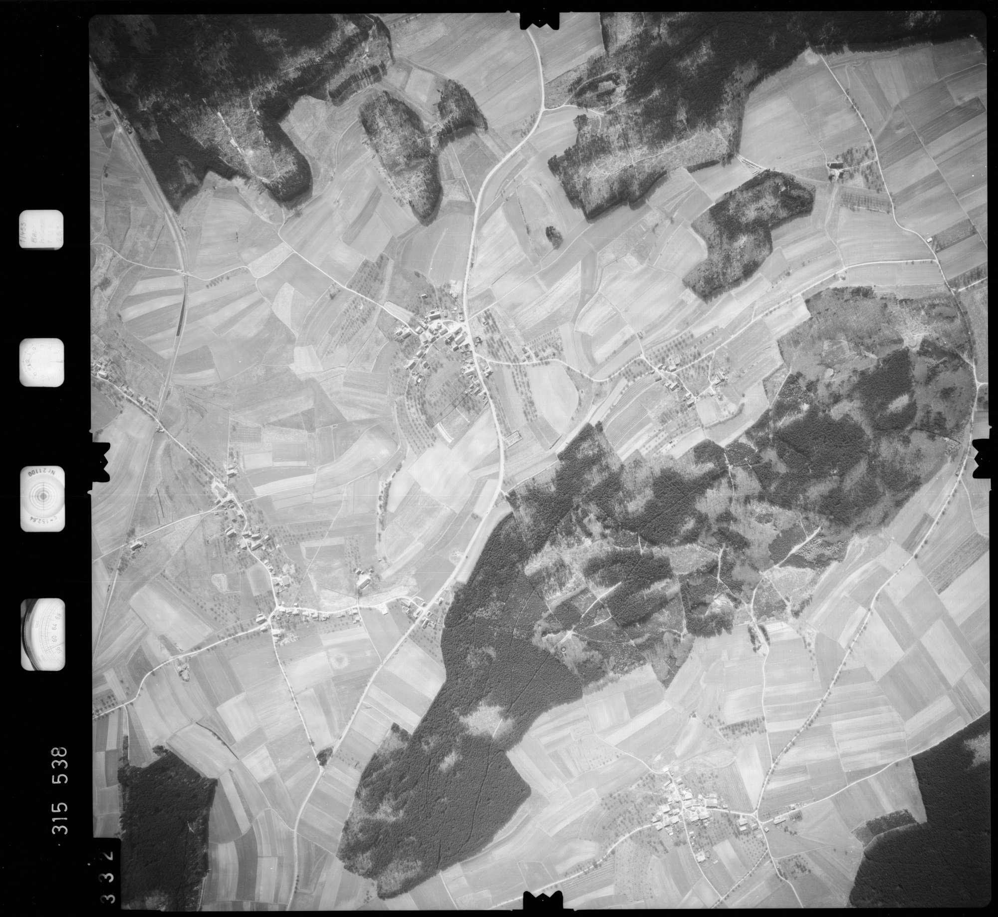 Luftbild: Film 58 Bildnr. 332, Bild 1