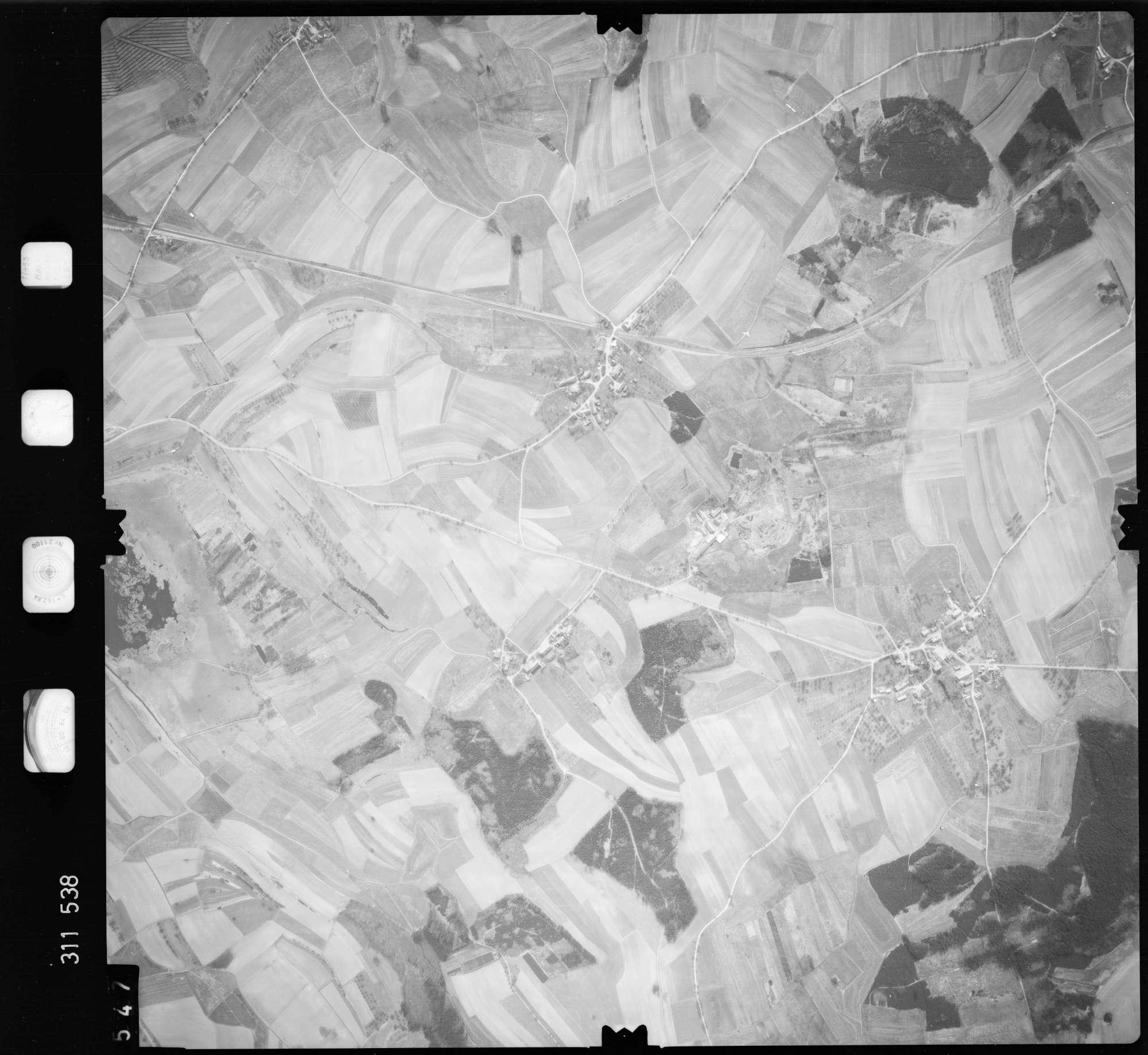 Luftbild: Film 58 Bildnr. 547, Bild 1