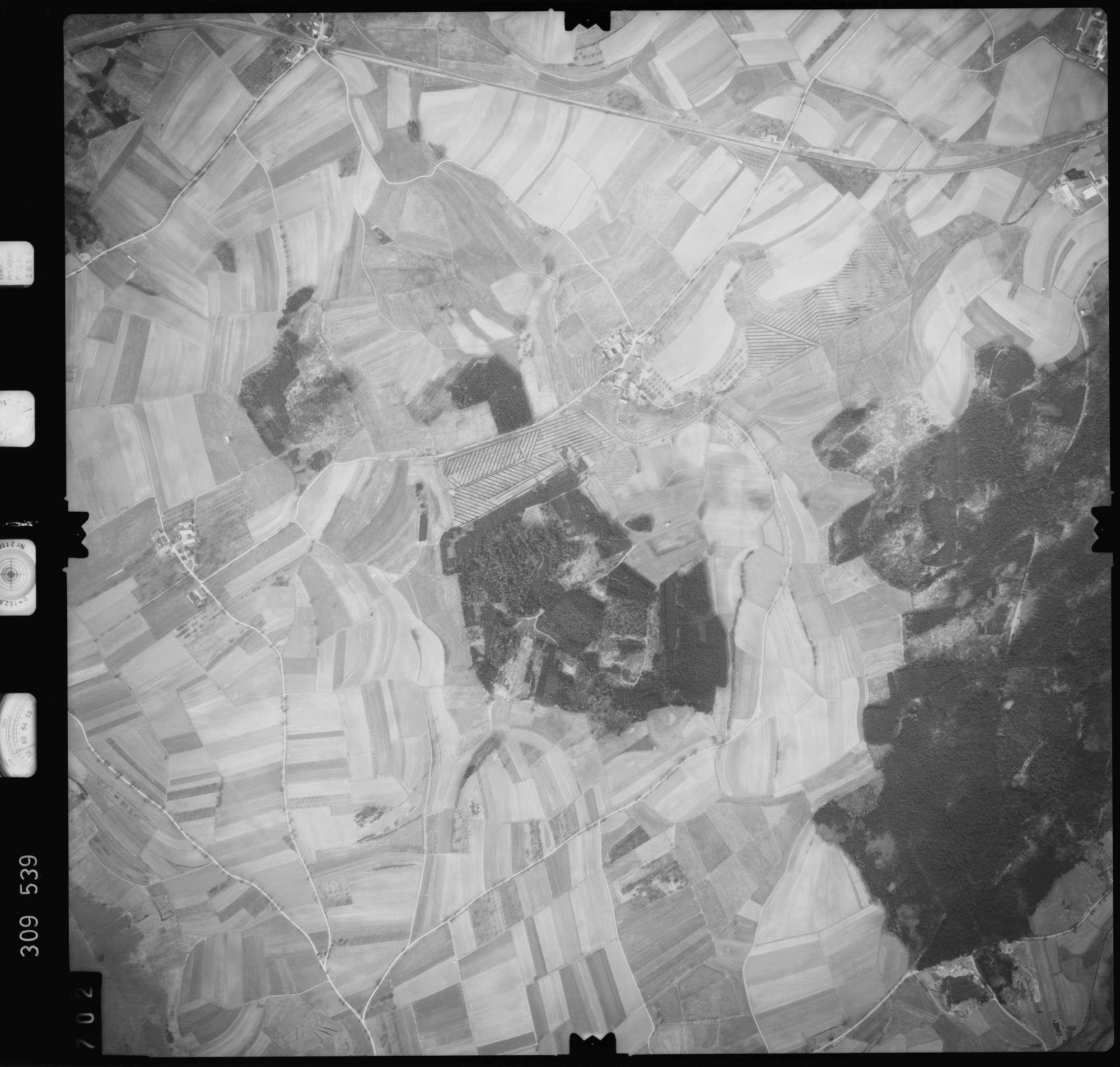 Luftbild: Film 59 Bildnr. 702, Bild 1