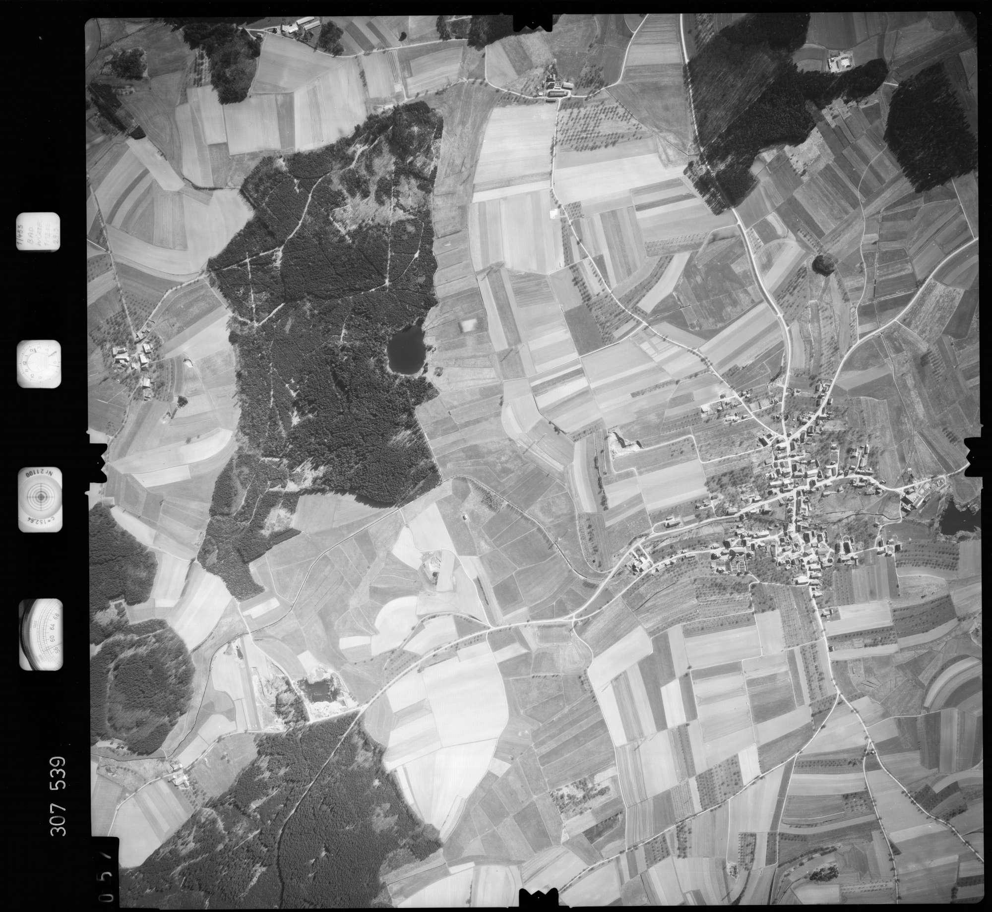 Luftbild: Film 61 Bildnr. 57, Bild 1