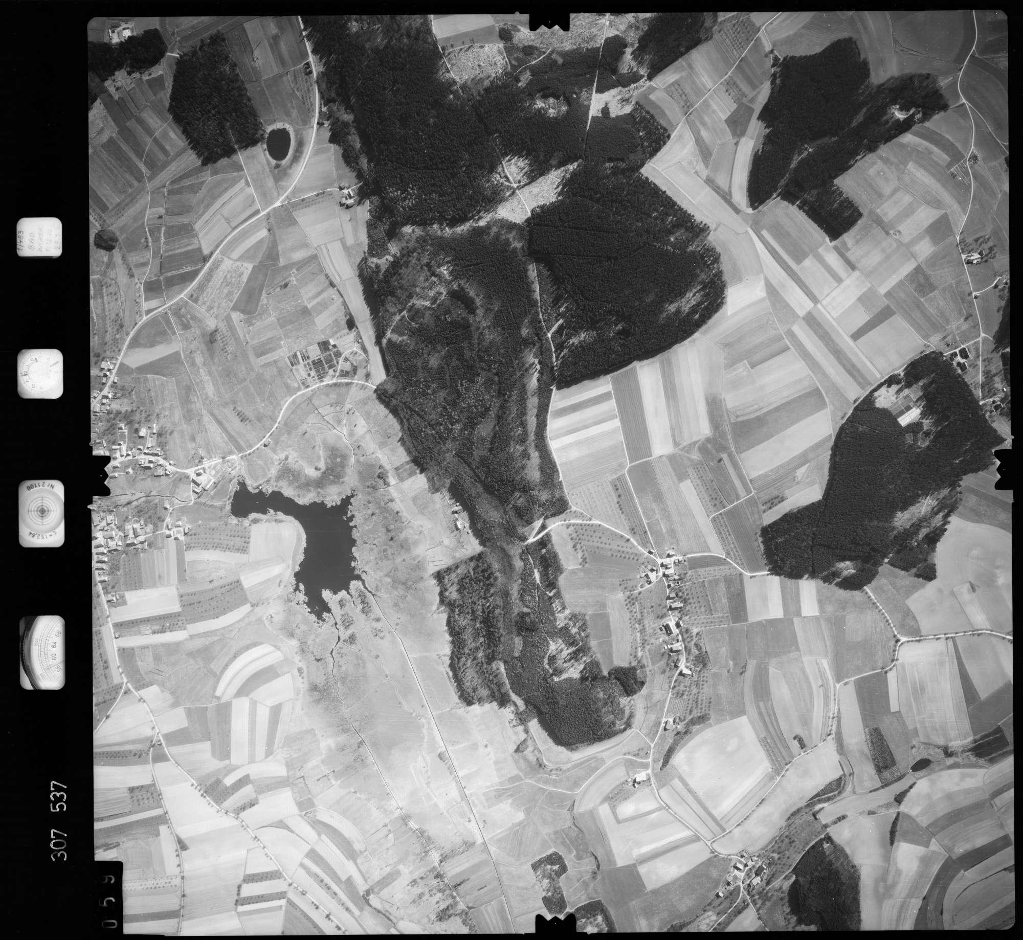 Luftbild: Film 61 Bildnr. 59, Bild 1