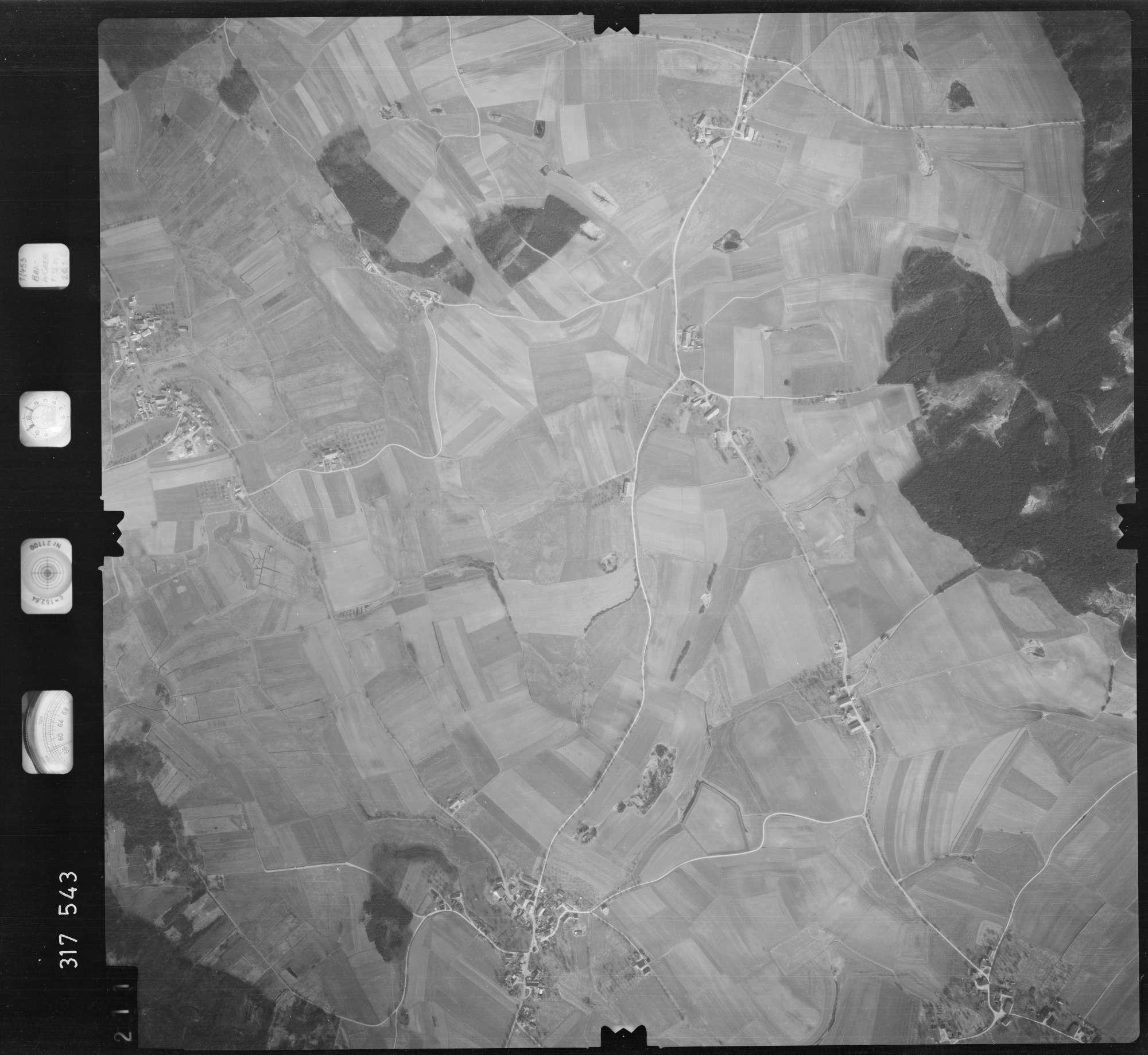 Luftbild: Film 57 Bildnr. 211, Bild 1