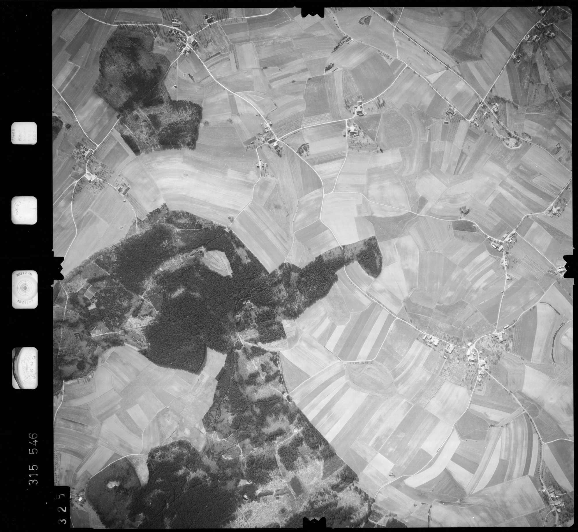 Luftbild: Film 58 Bildnr. 325, Bild 1