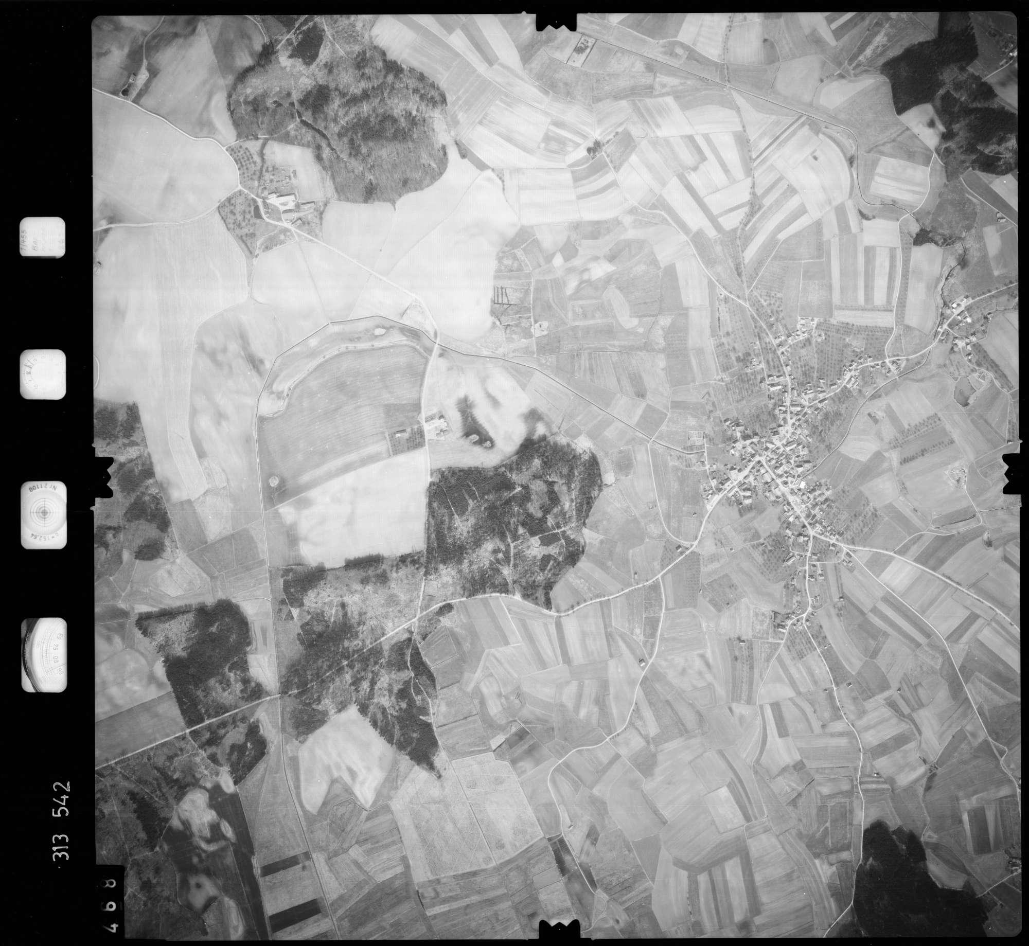 Luftbild: Film 58 Bildnr. 468, Bild 1