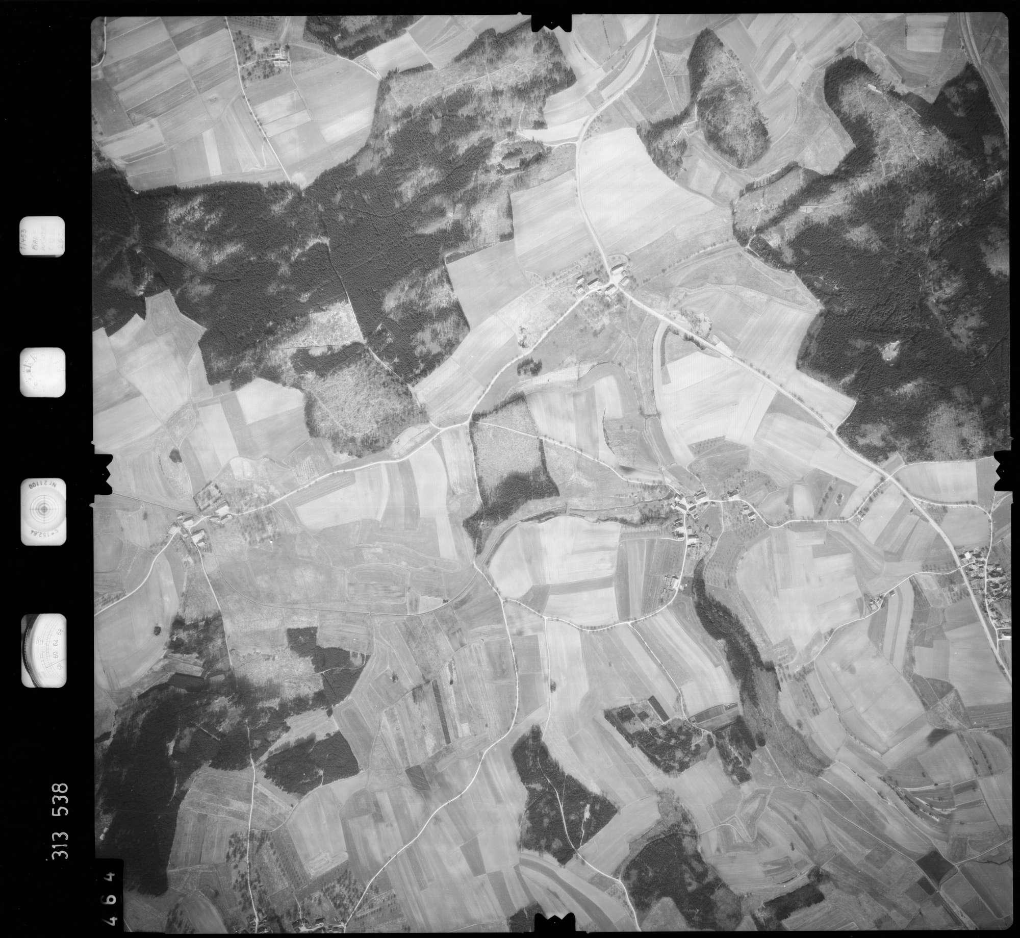 Luftbild: Film 58 Bildnr. 464, Bild 1