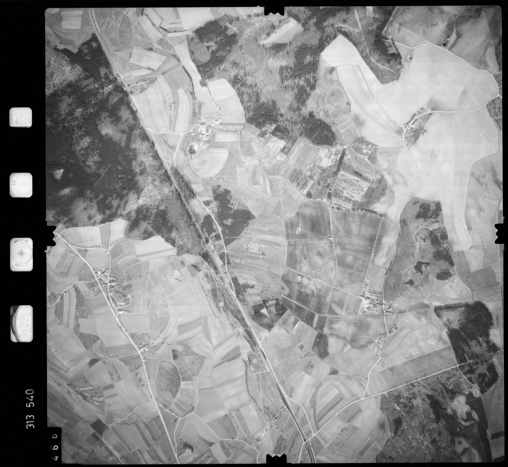 Luftbild: Film 58 Bildnr. 466, Bild 1