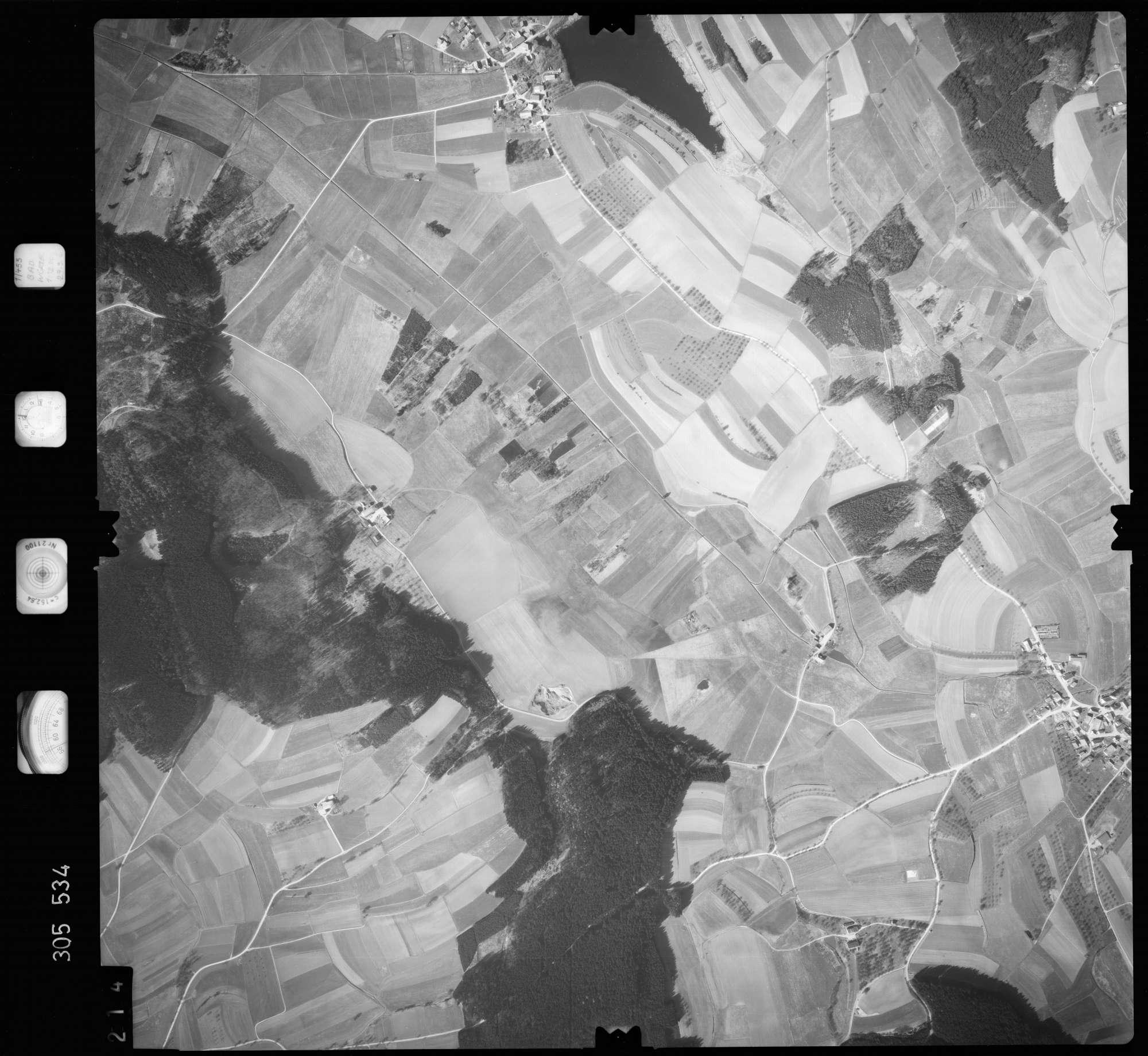 Luftbild: Film 61 Bildnr. 214, Bild 1