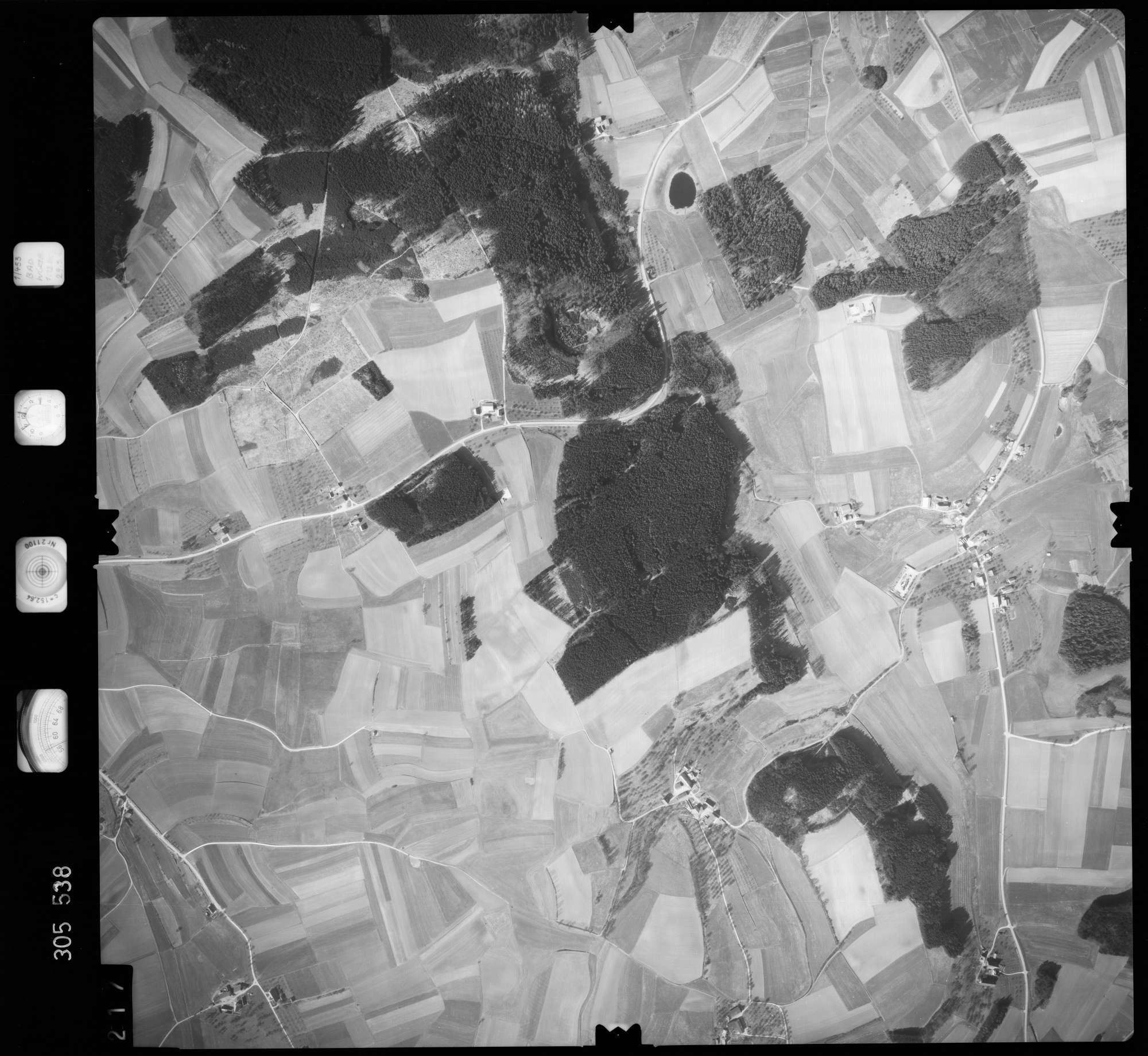 Luftbild: Film 61 Bildnr. 217, Bild 1