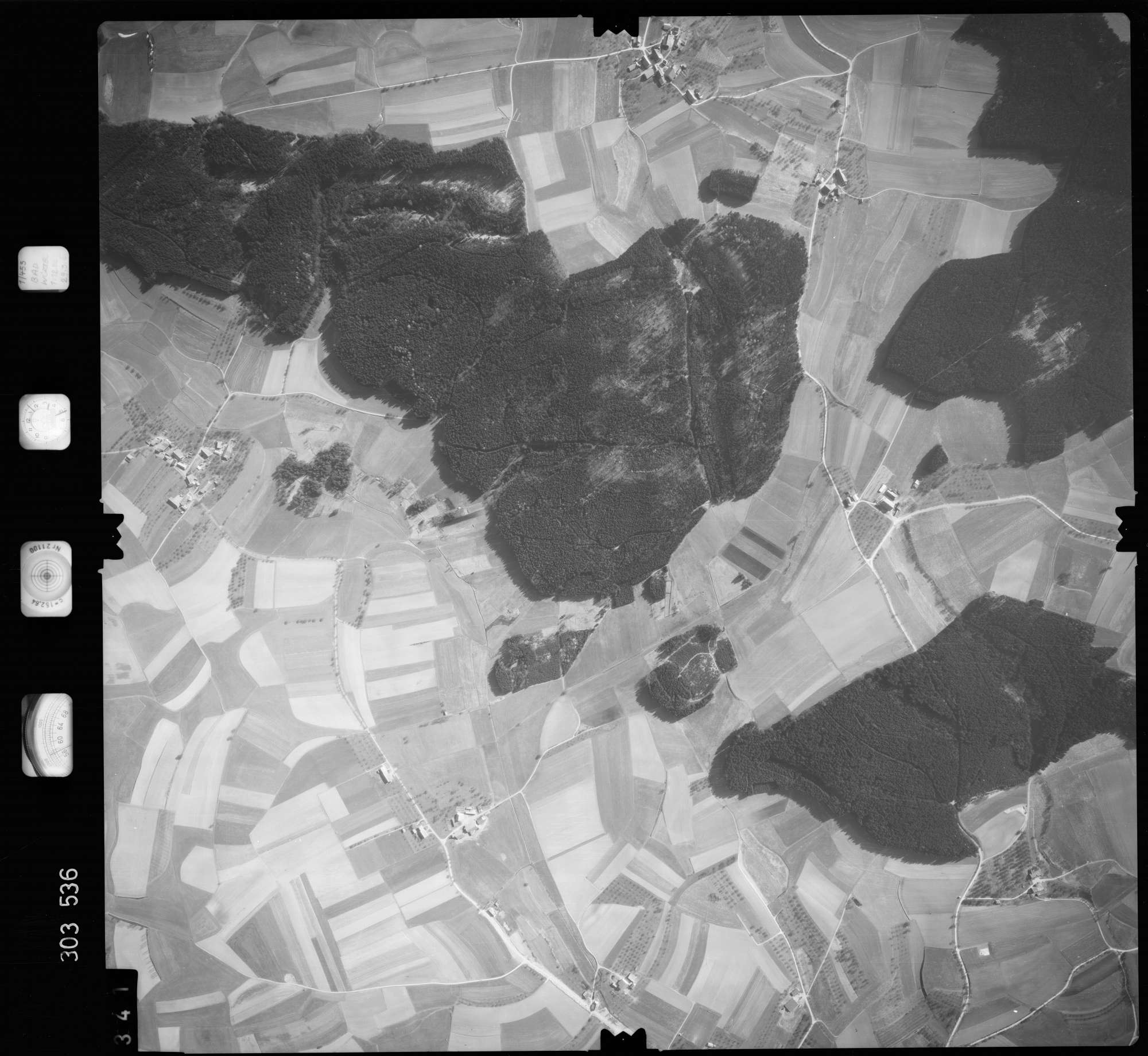 Luftbild: Film 64 Bildnr. 341, Bild 1