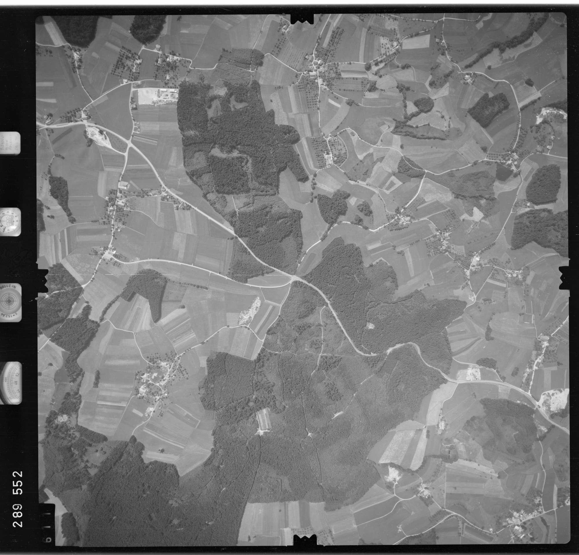 Luftbild: Film 76 Bildnr. 611, Bild 1