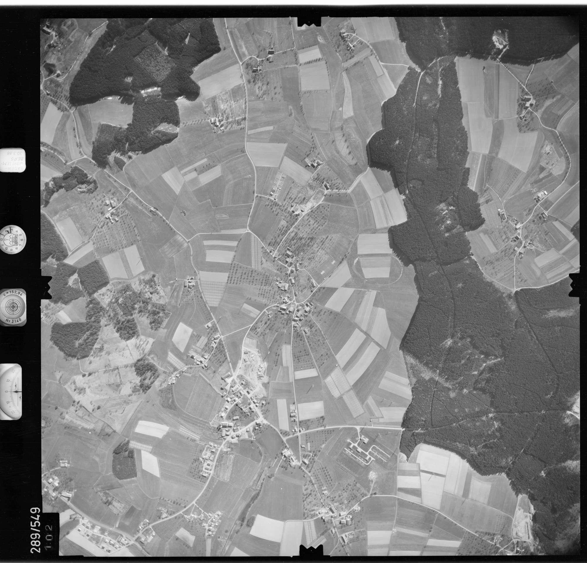 Luftbild: Film 78 Bildnr. 102, Bild 1