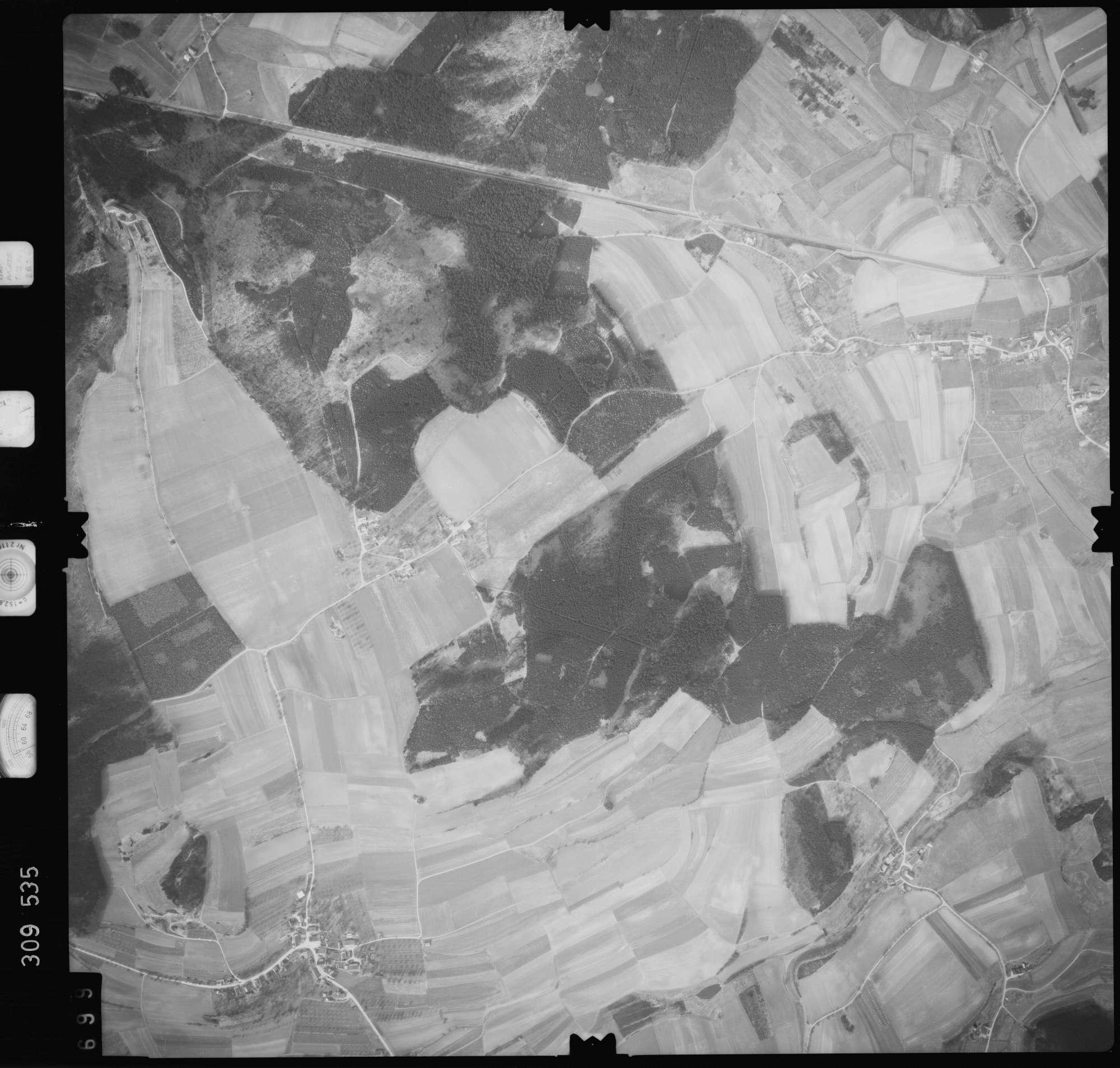 Luftbild: Film 59 Bildnr. 699, Bild 1