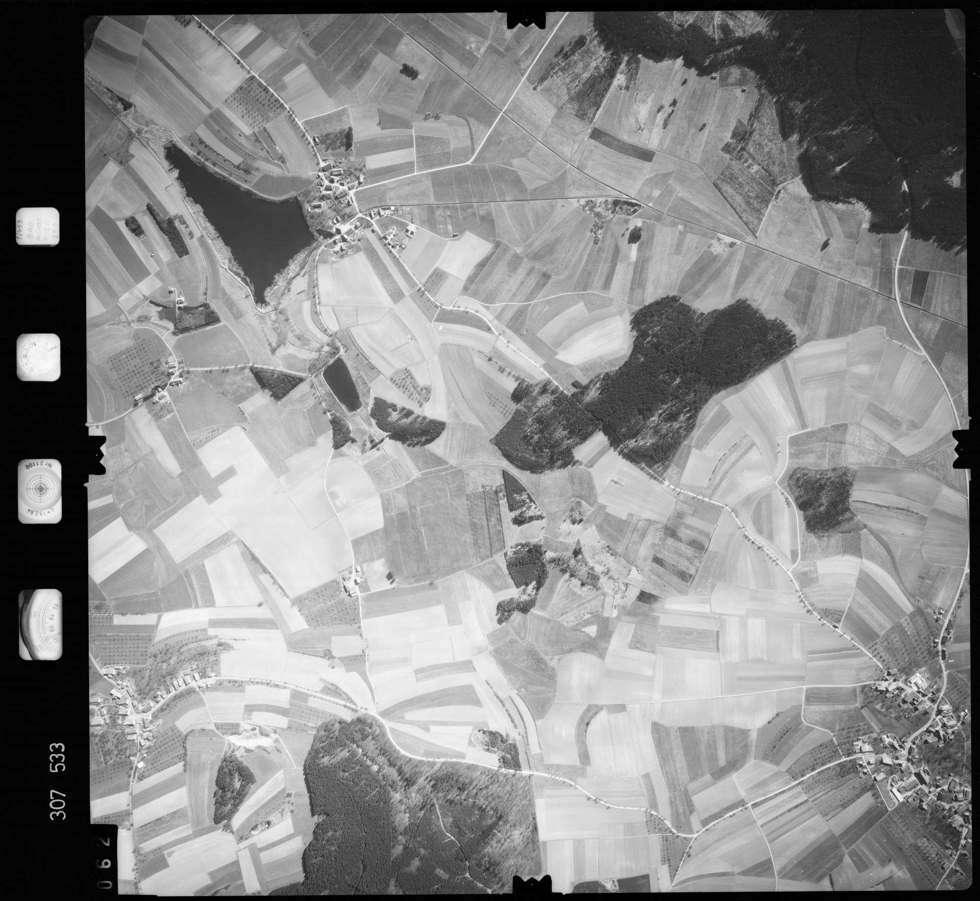 Luftbild: Film 61 Bildnr. 62, Bild 1